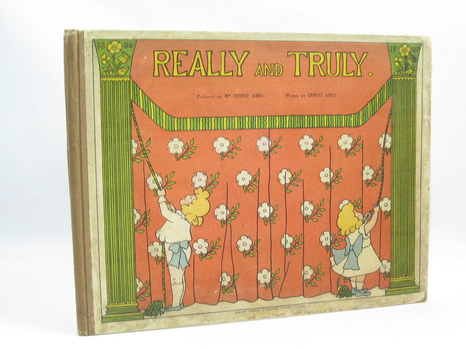 Photo of REALLY AND TRULY written by Ames, Ernest illustrated by Ames, Mrs. Ernest published by Edward Arnold (STOCK CODE: 1314431)  for sale by Stella & Rose's Books