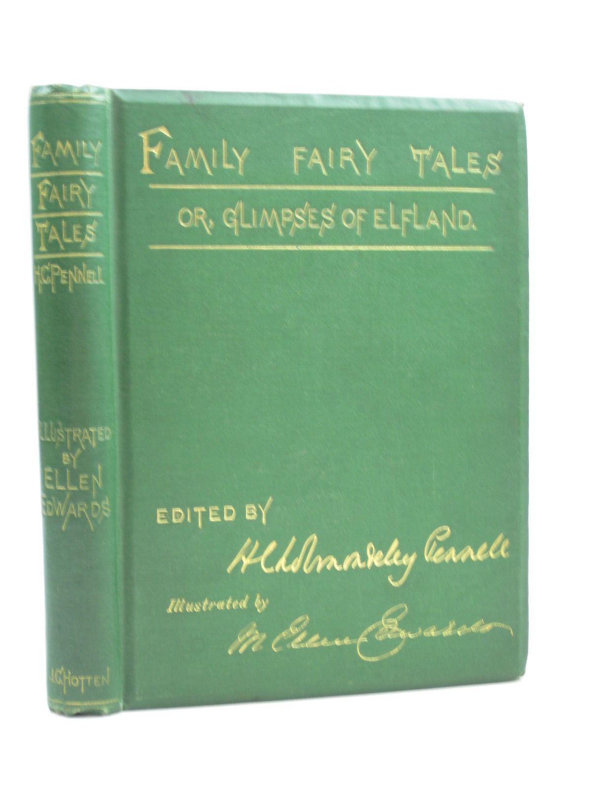 Photo of THE FAMILY FAIRY TALES- Stock Number: 1314449