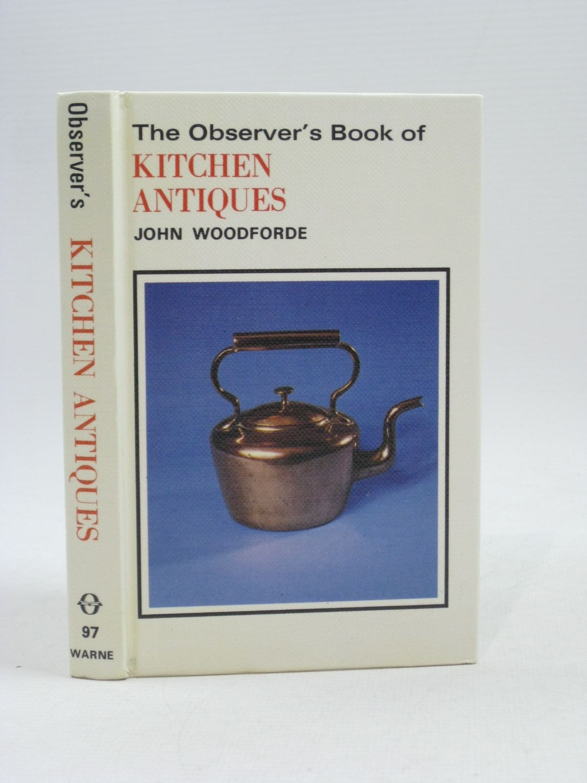 Photo of THE OBSERVER'S BOOK OF KITCHEN ANTIQUES- Stock Number: 1314601