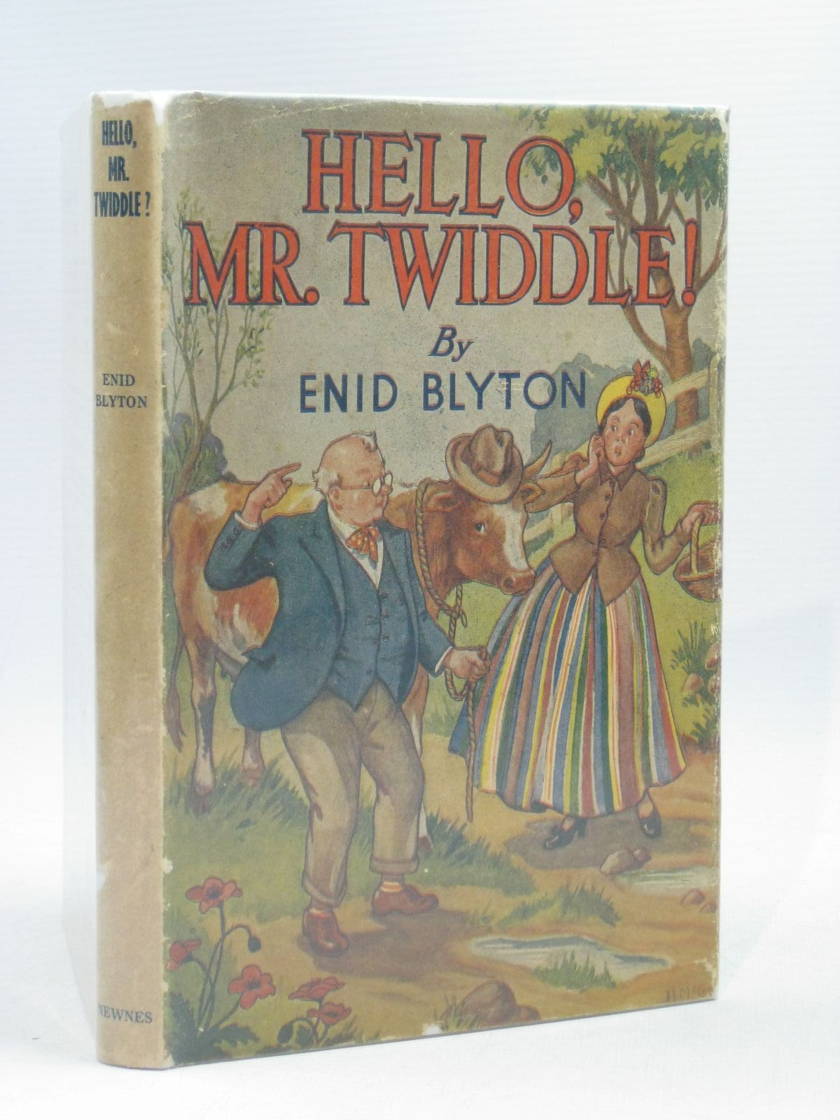 Photo of HELLO, MR. TWIDDLE!- Stock Number: 1314603