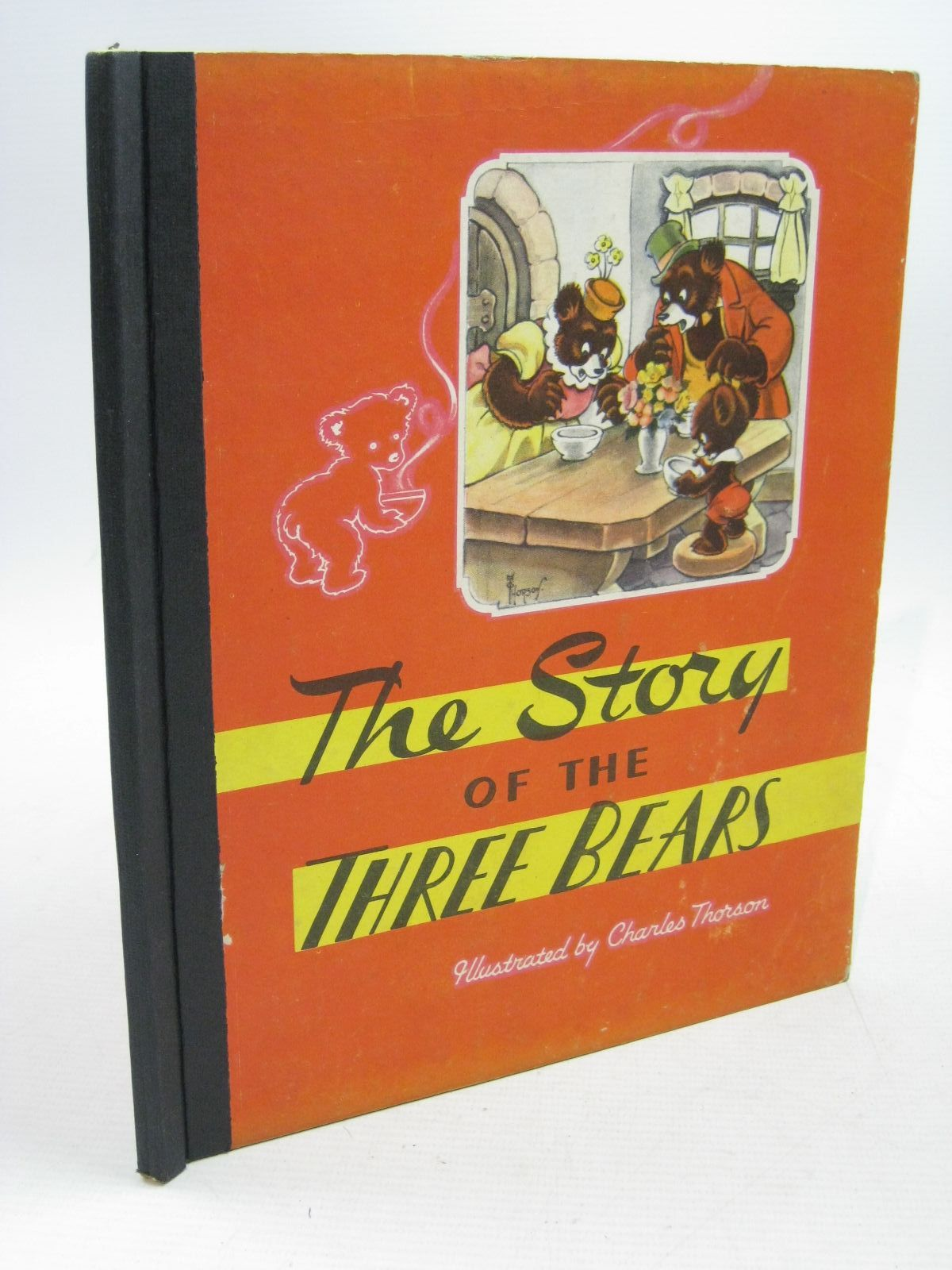 Photo of THE STORY OF THE THREE BEARS- Stock Number: 1314645