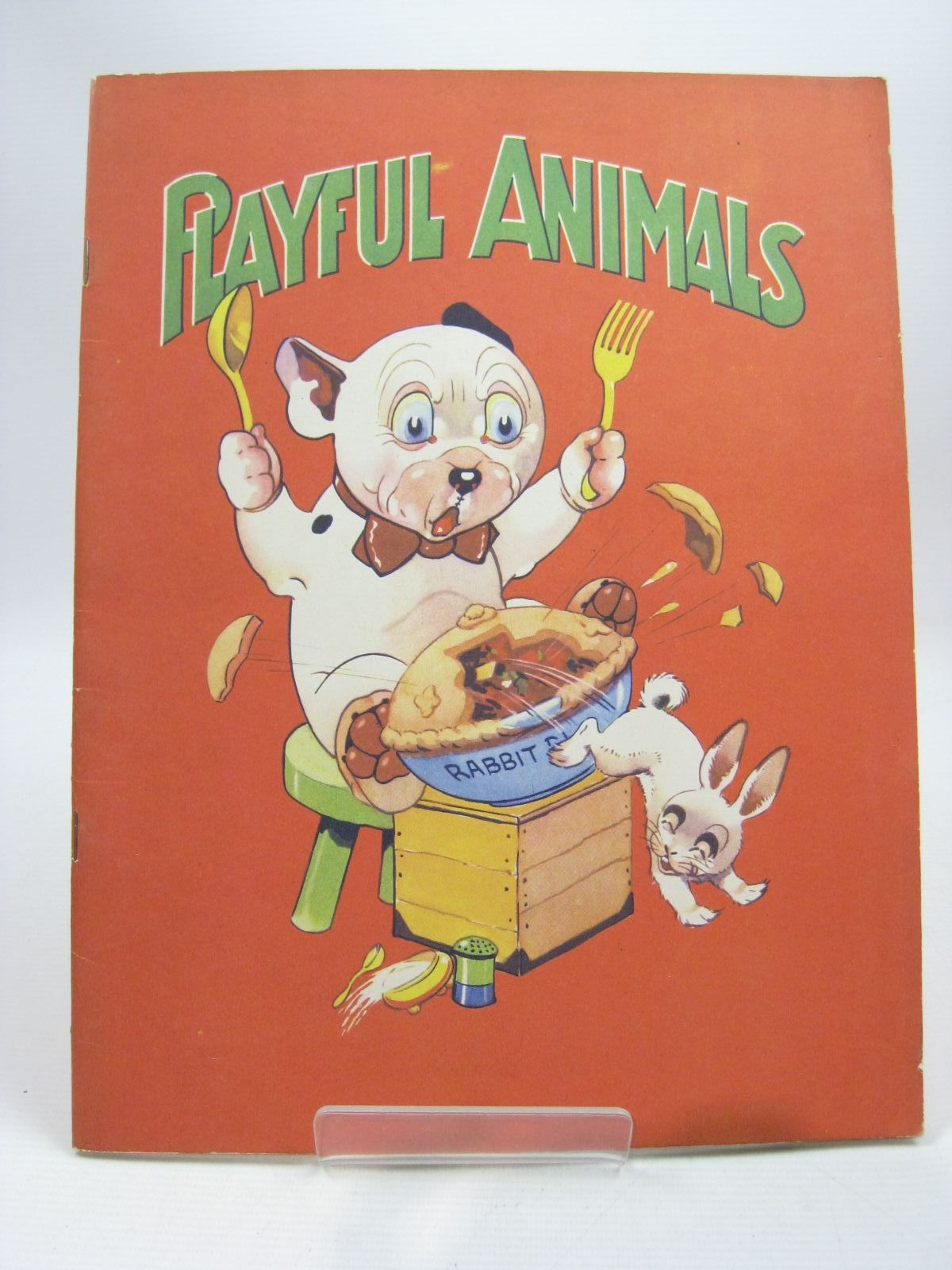 Photo of PLAYFUL ANIMALS illustrated by Studdy, G.E. published by B.B. Ltd. (STOCK CODE: 1314647)  for sale by Stella & Rose's Books