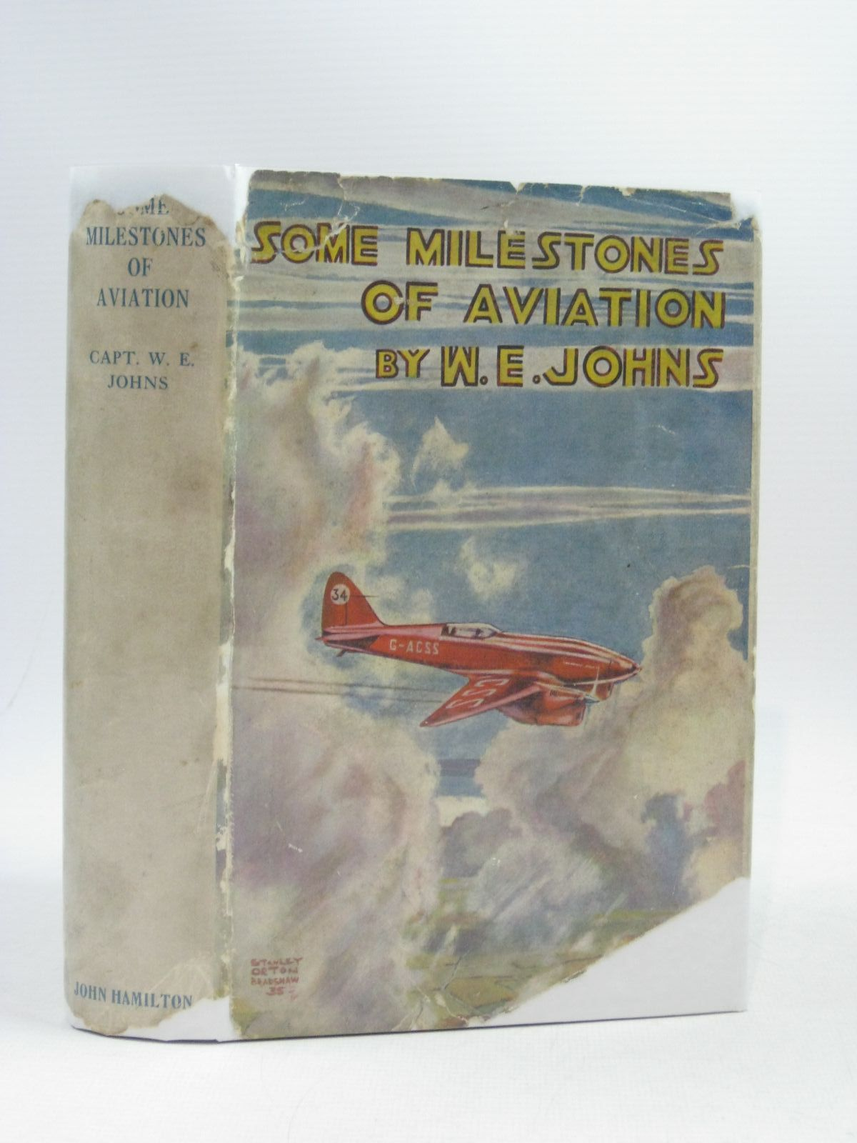 Photo of SOME MILESTONES IN AVIATION- Stock Number: 1314675