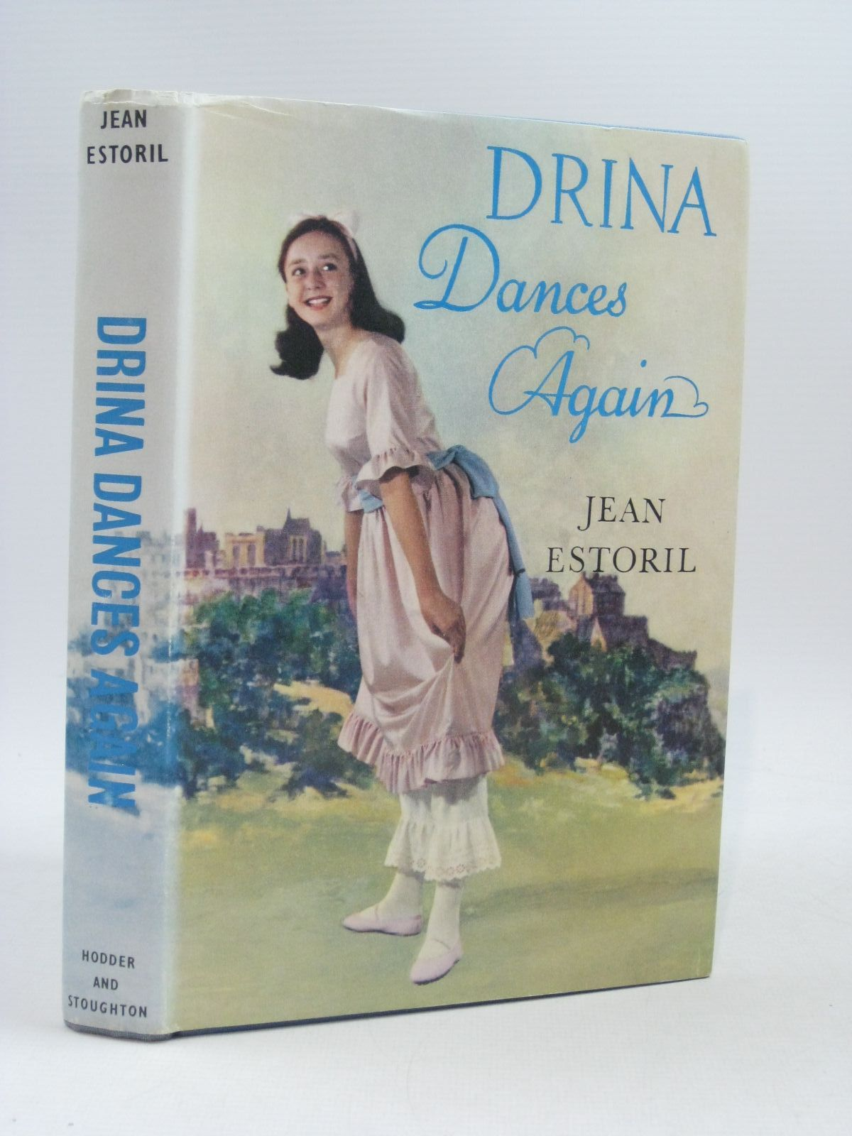 Photo of DRINA DANCES AGAIN written by Estoril, Jean Allan, Mabel Esther published by Hodder & Stoughton (STOCK CODE: 1314724)  for sale by Stella & Rose's Books