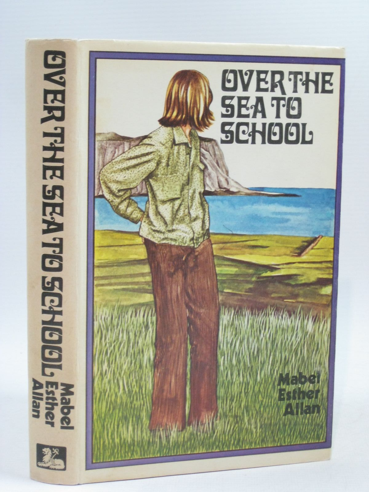 Photo of OVER THE SEA TO SCHOOL written by Allan, Mabel Esther illustrated by Mackinlay, W. published by White Lion Publishers Limited (STOCK CODE: 1314749)  for sale by Stella & Rose's Books