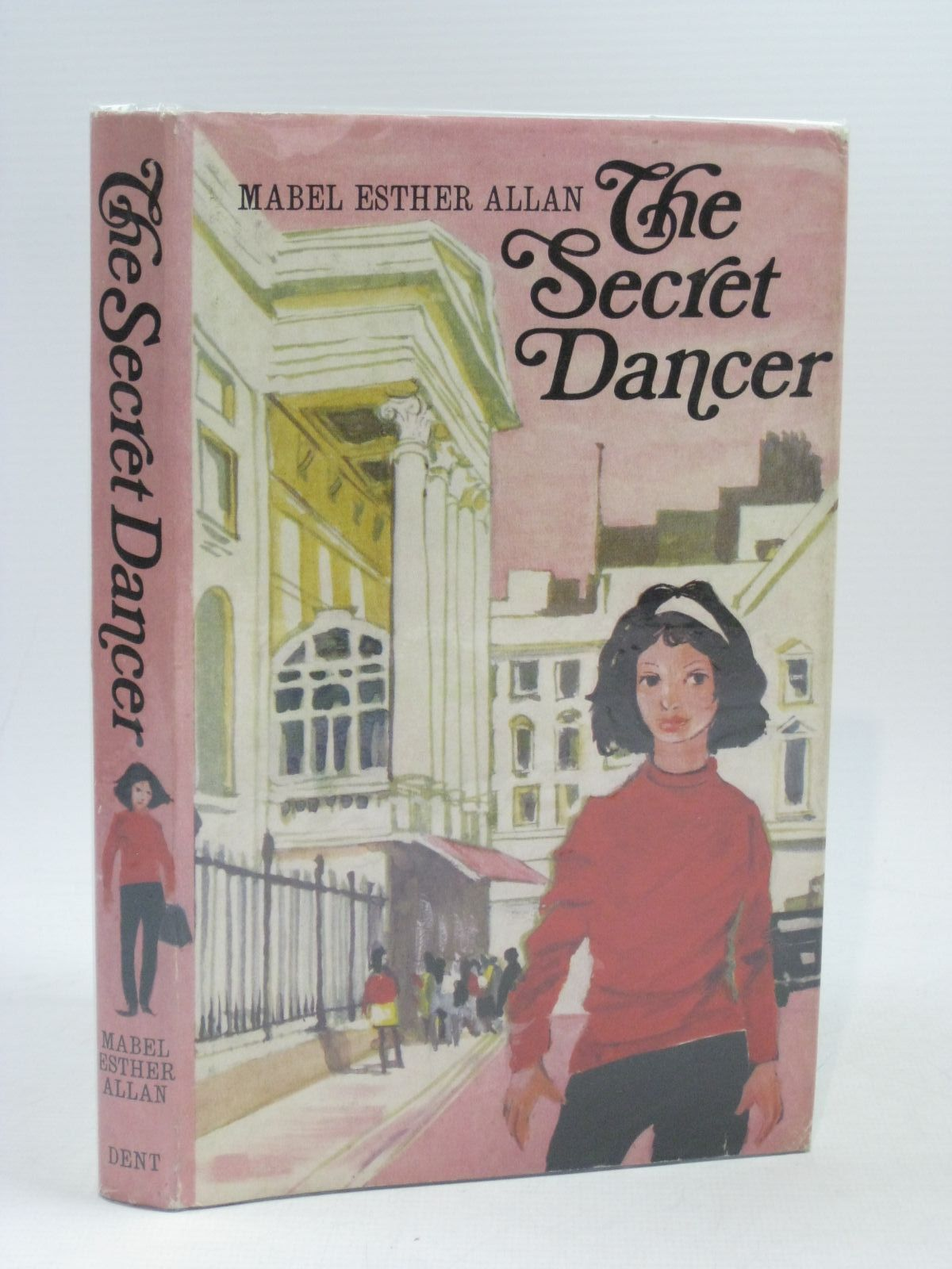 Photo of THE SECRET DANCER written by Allan, Mabel Esther illustrated by Mozley, Juliet published by J.M. Dent & Sons Ltd. (STOCK CODE: 1314751)  for sale by Stella & Rose's Books