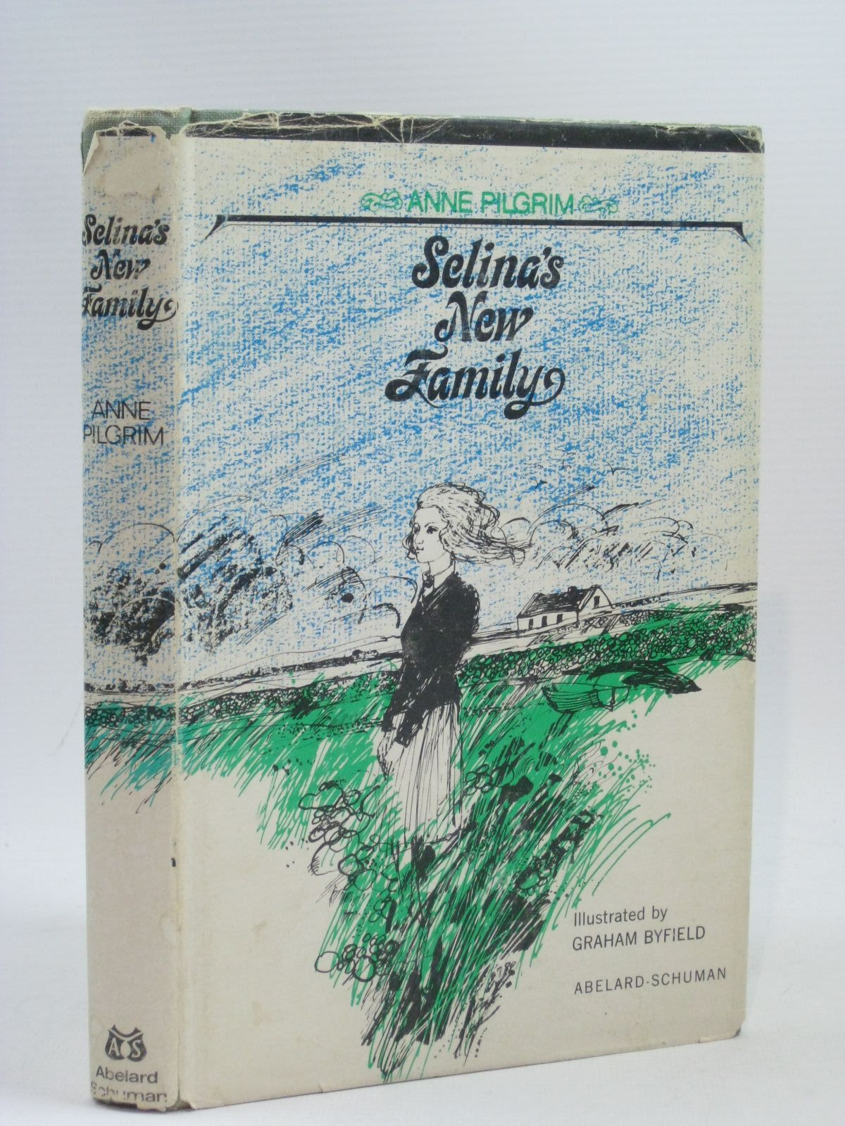 Photo of SELINA'S NEW FAMILY written by Pilgrim, Anne
