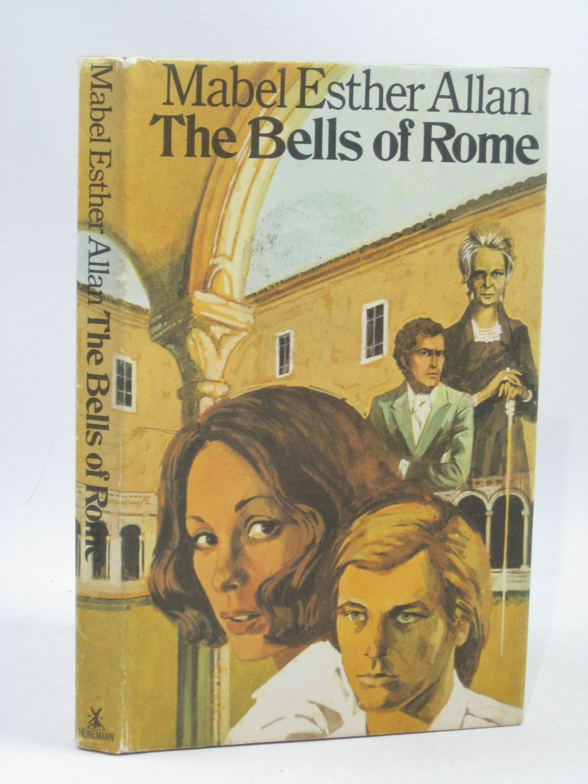 Photo of THE BELLS OF ROME written by Allan, Mabel Esther published by Heinemann (STOCK CODE: 1314757)  for sale by Stella & Rose's Books