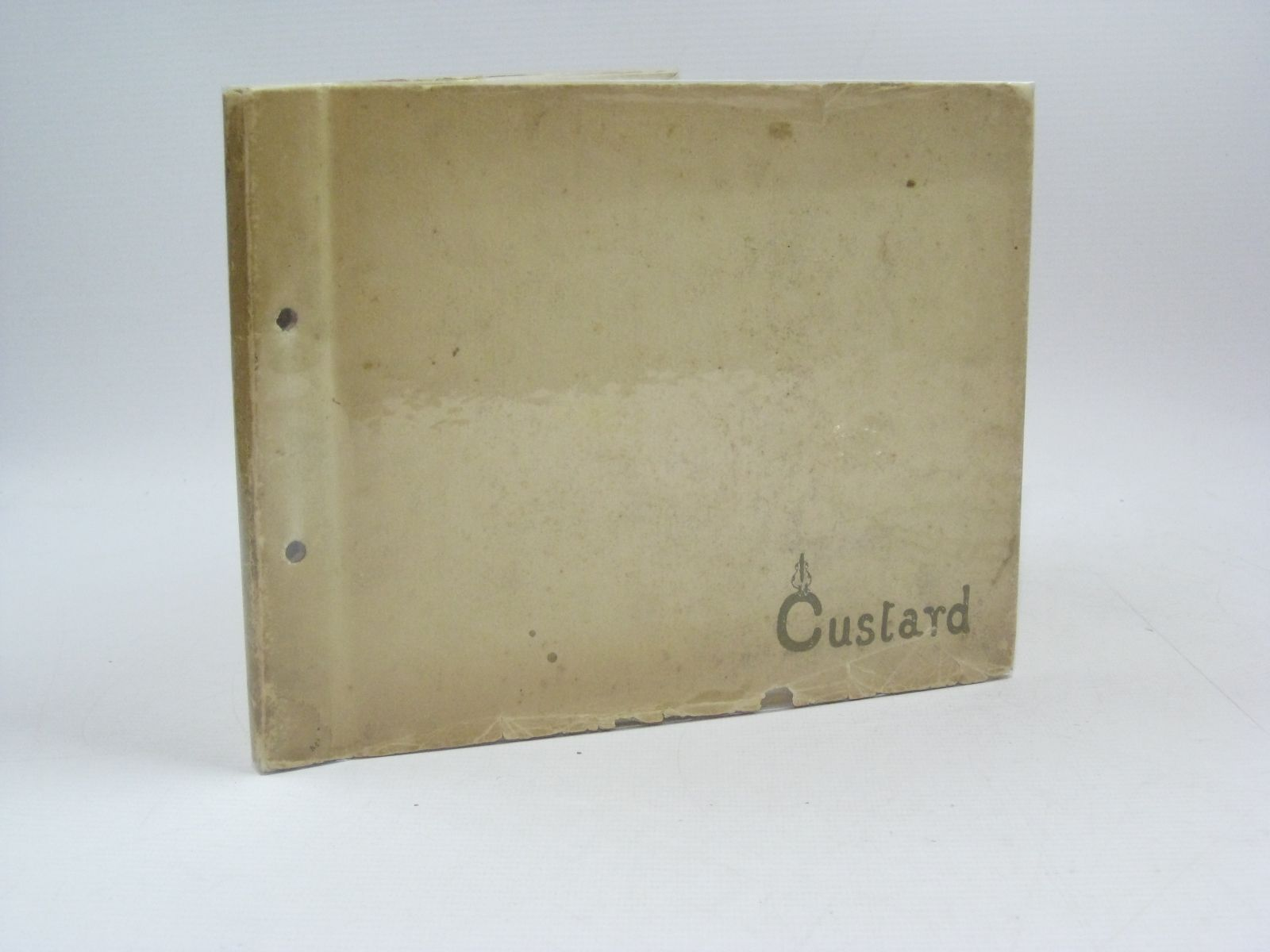 Photo of CUSTARD- Stock Number: 1314786