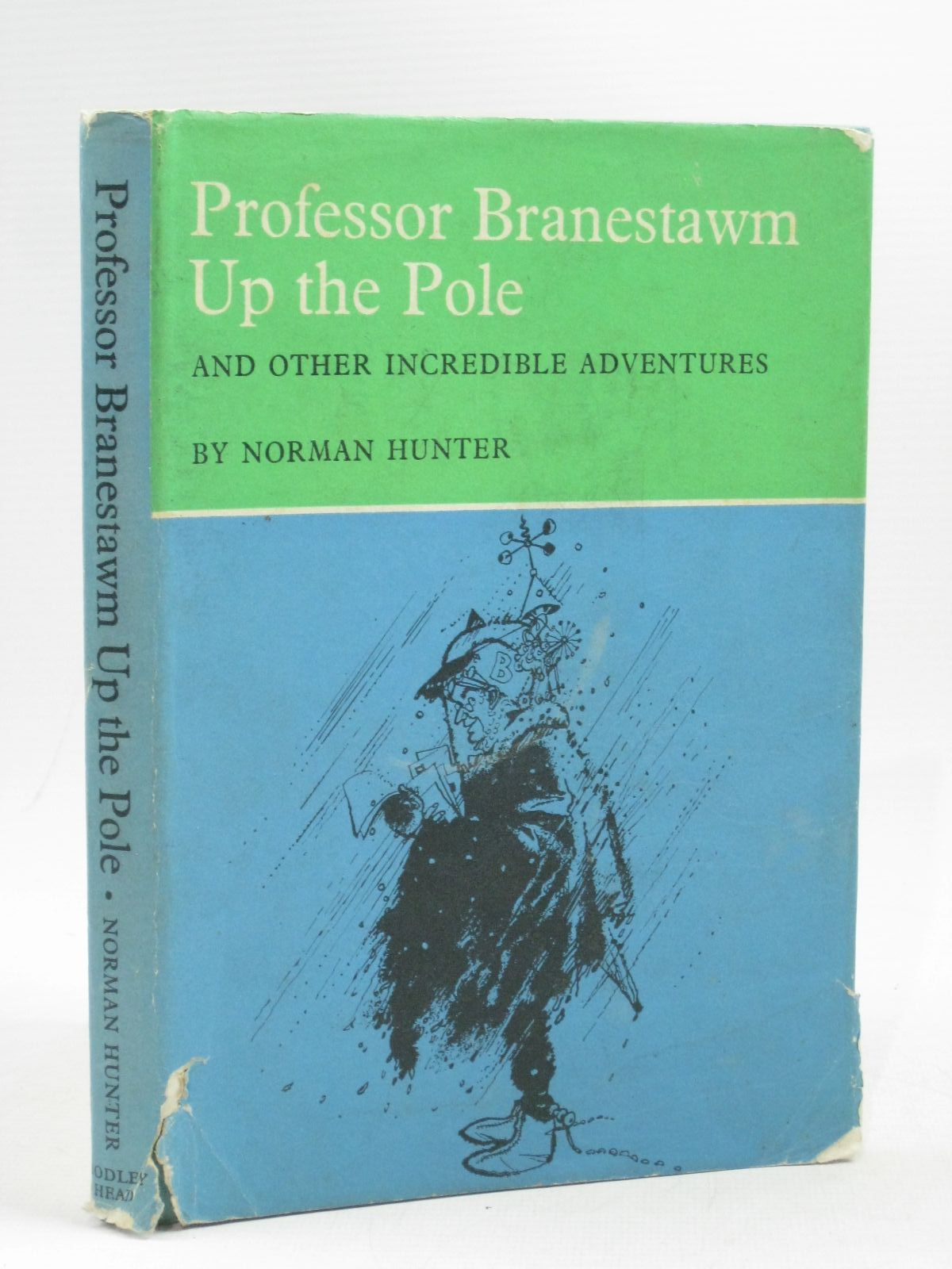 Photo of PROFESSOR BRANESTAWM UP THE POLE- Stock Number: 1314805