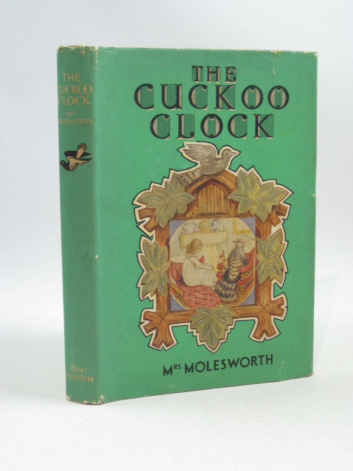 Photo of THE CUCKOO CLOCK written by Molesworth, Mrs. illustrated by Shepard, E.H. published by J.M. Dent & Sons Ltd. (STOCK CODE: 1314811)  for sale by Stella & Rose's Books