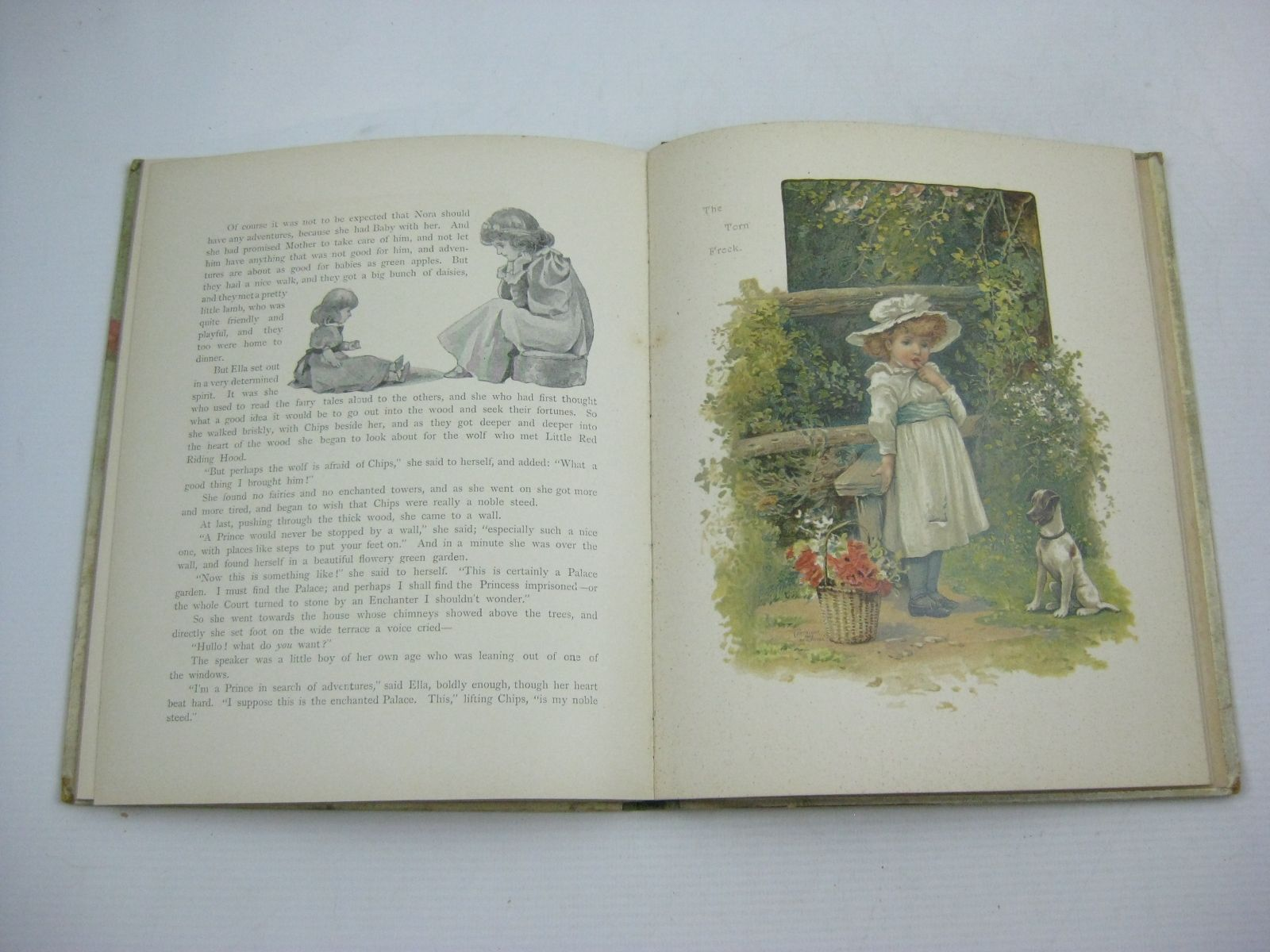 Photo of BLUE EYES AND CHERRY PIES written by Crompton, Frances E. Weatherly, F.E. Molesworth, Mrs. Bingham, Clifton et al, illustrated by Maguire, Helena Paget, Walter Mack, Lizzie et al., published by Ernest Nister (STOCK CODE: 1314907)  for sale by Stella & Rose's Books
