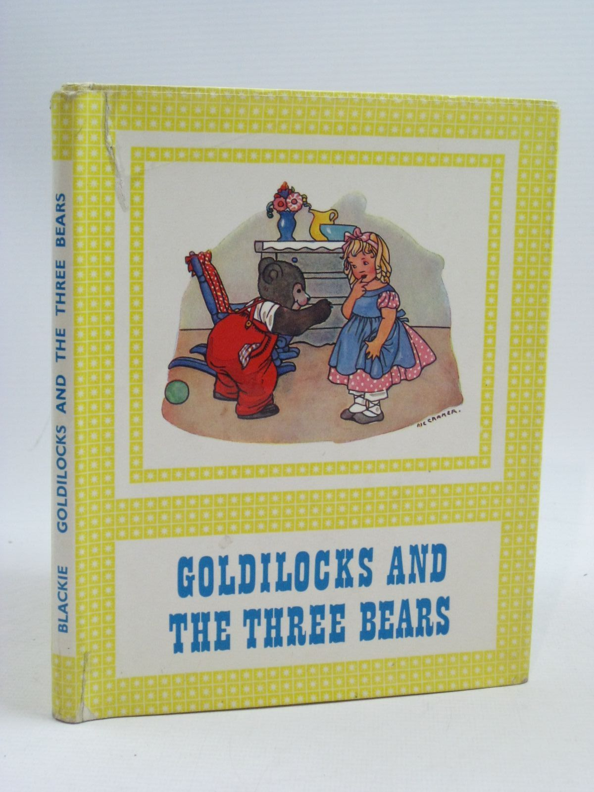 Photo of GOLDILOCKS AND THE THREE BEARS illustrated by Cramer, Rie published by Blackie & Son Ltd. (STOCK CODE: 1314915)  for sale by Stella & Rose's Books