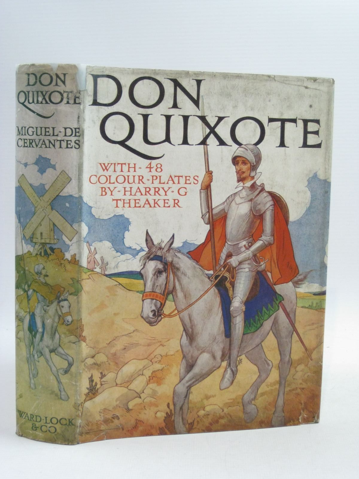 Photo of DON QUIXOTE- Stock Number: 1314958