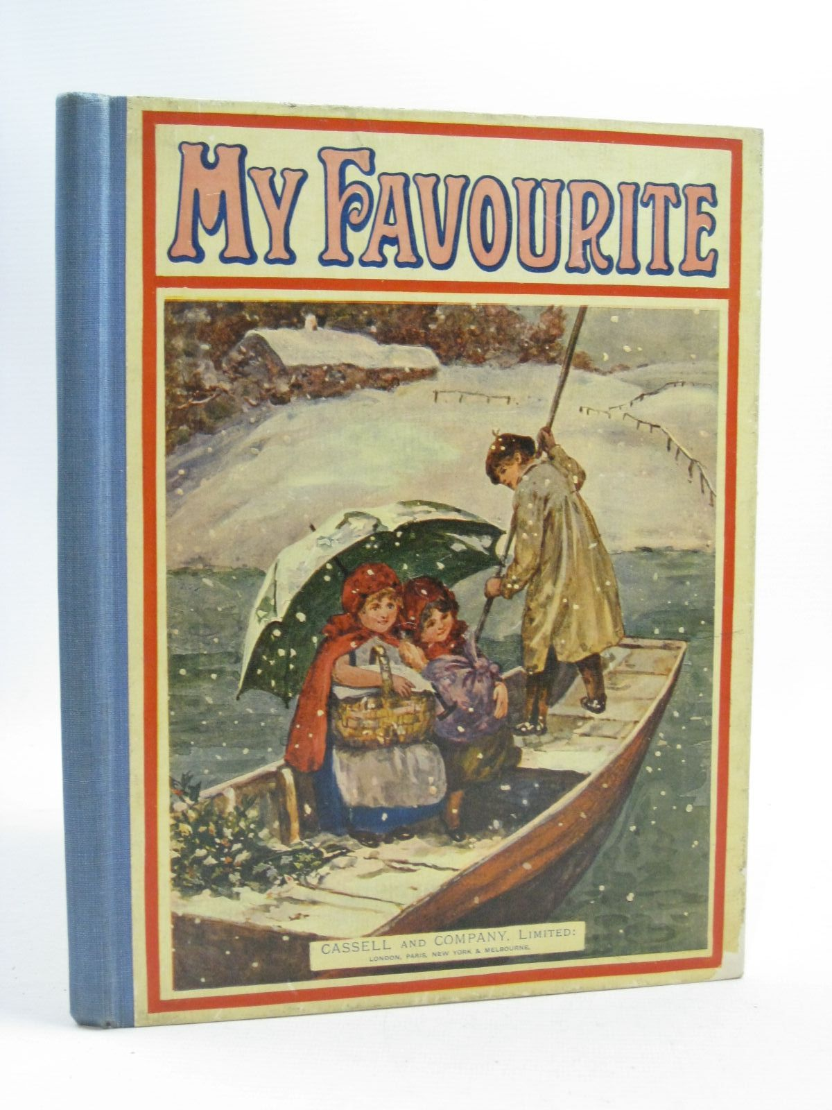 Photo of MY FAVOURITE illustrated by Holland, Percy