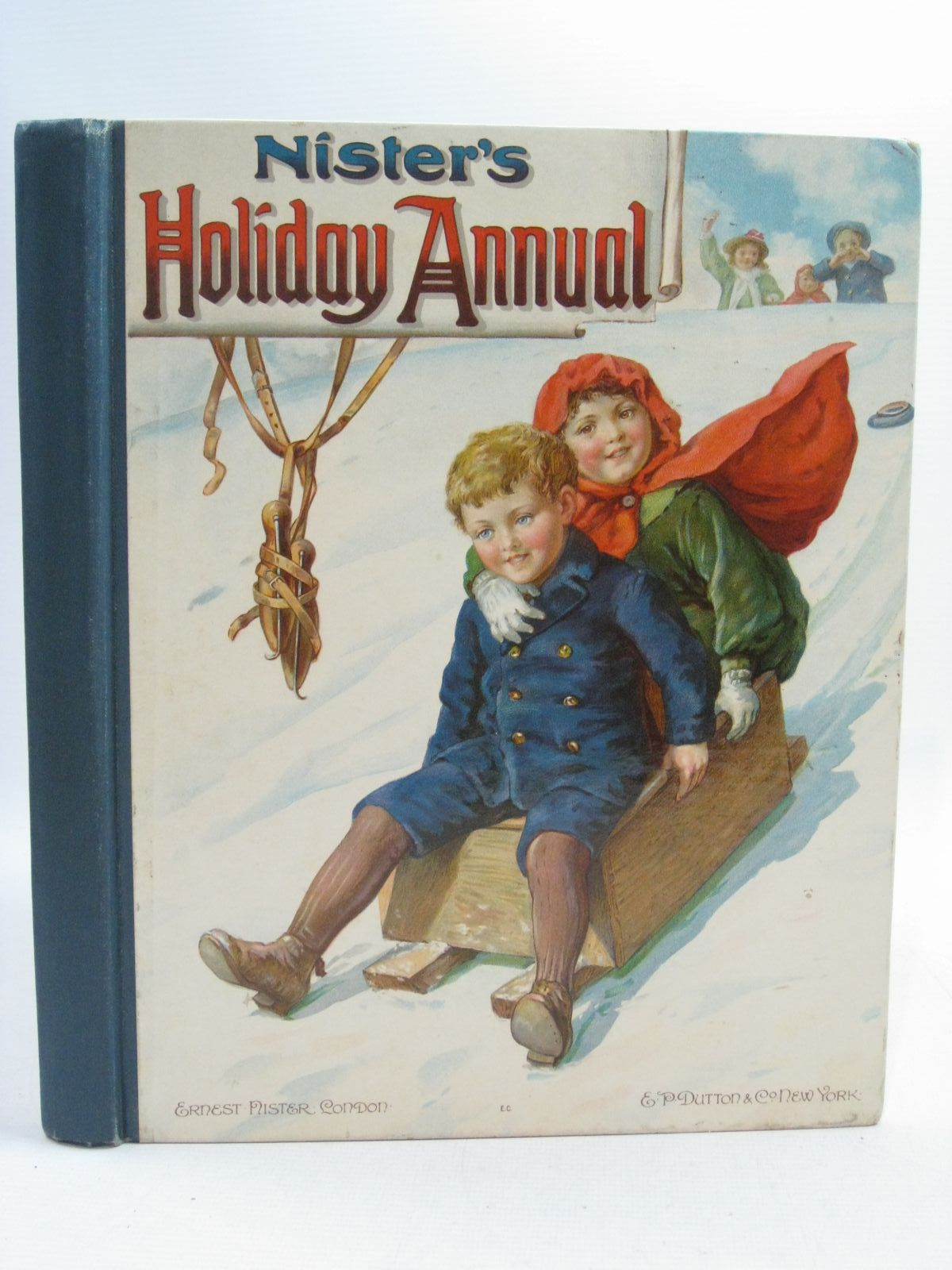 Photo of NISTER'S HOLIDAY ANNUAL - 22ND YEAR- Stock Number: 1314970