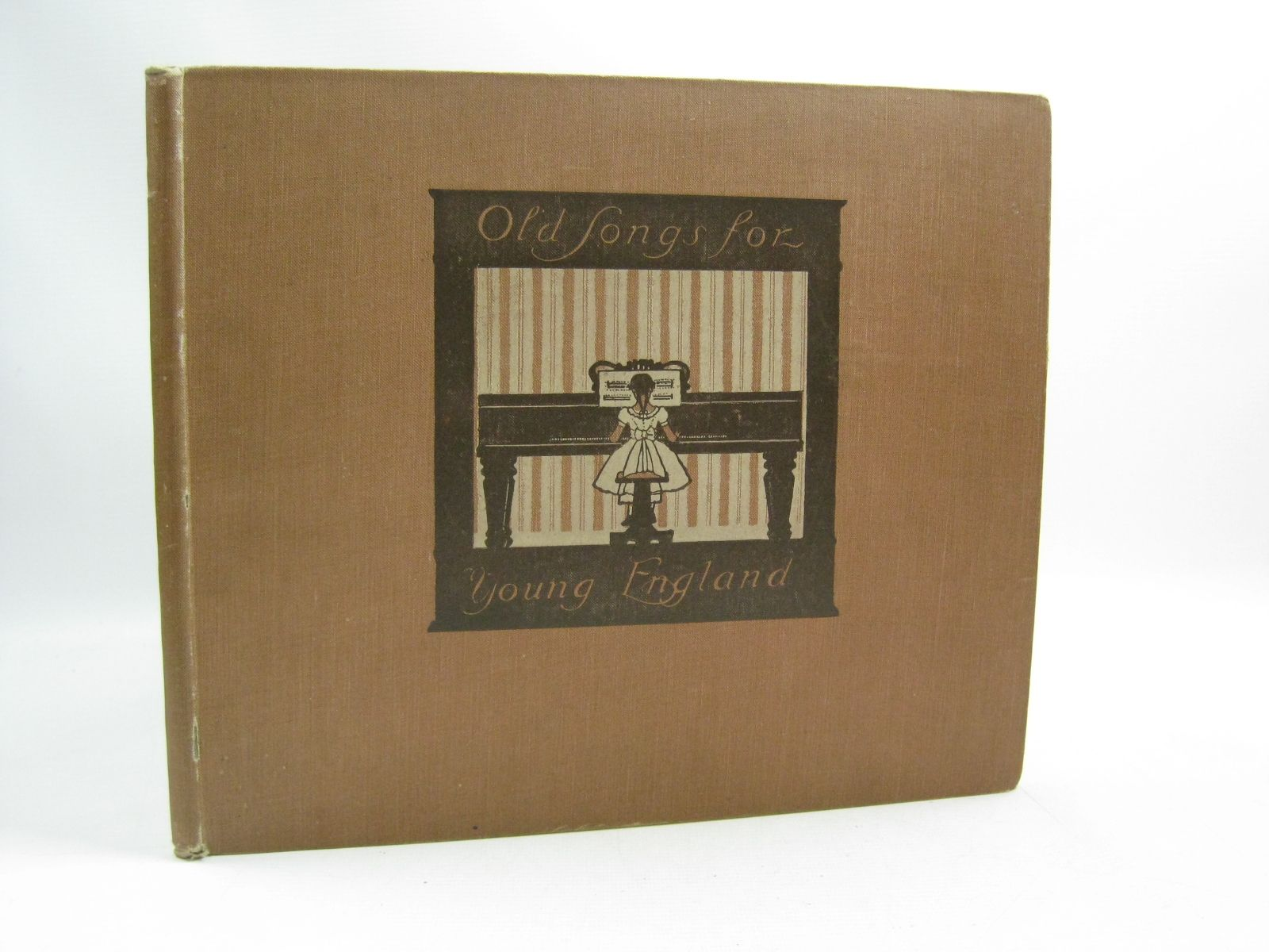Photo of OLD SONGS FOR YOUNG ENGLAND- Stock Number: 1314989