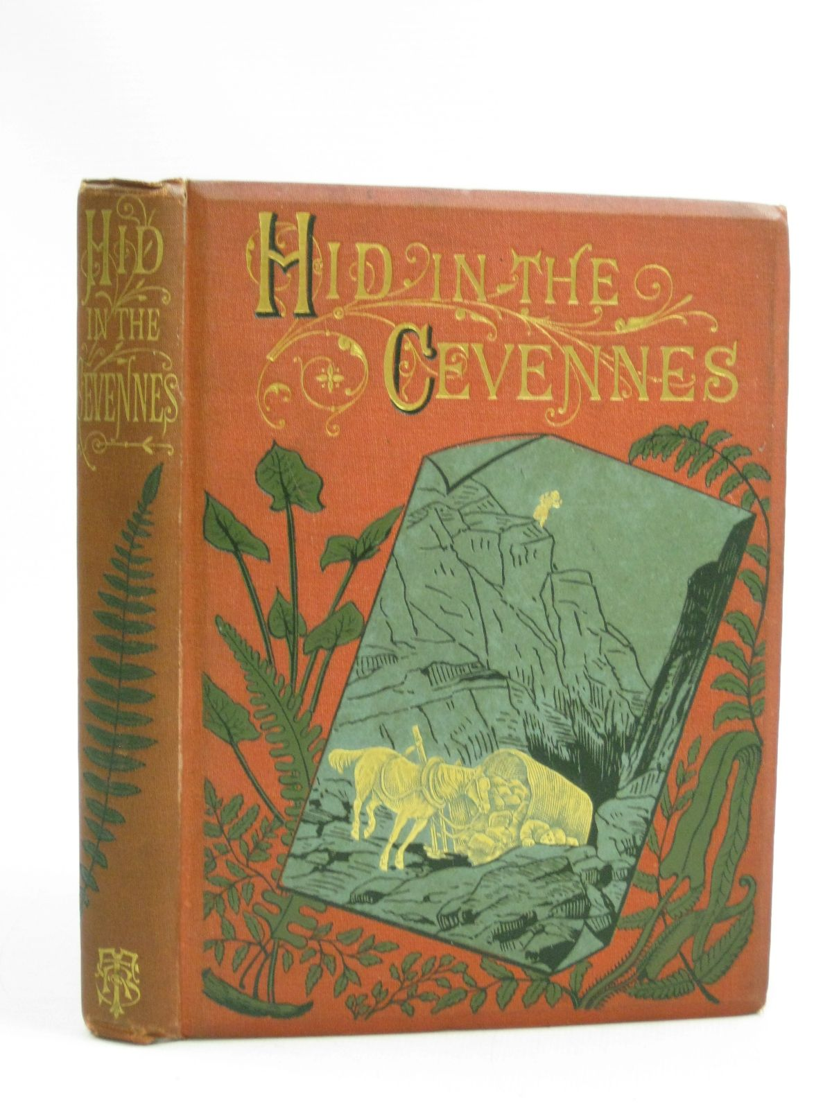 Photo of HID IN THE CEVENNES written by Moggridge, Blanche M. published by The Religious Tract Society (STOCK CODE: 1315046)  for sale by Stella & Rose's Books