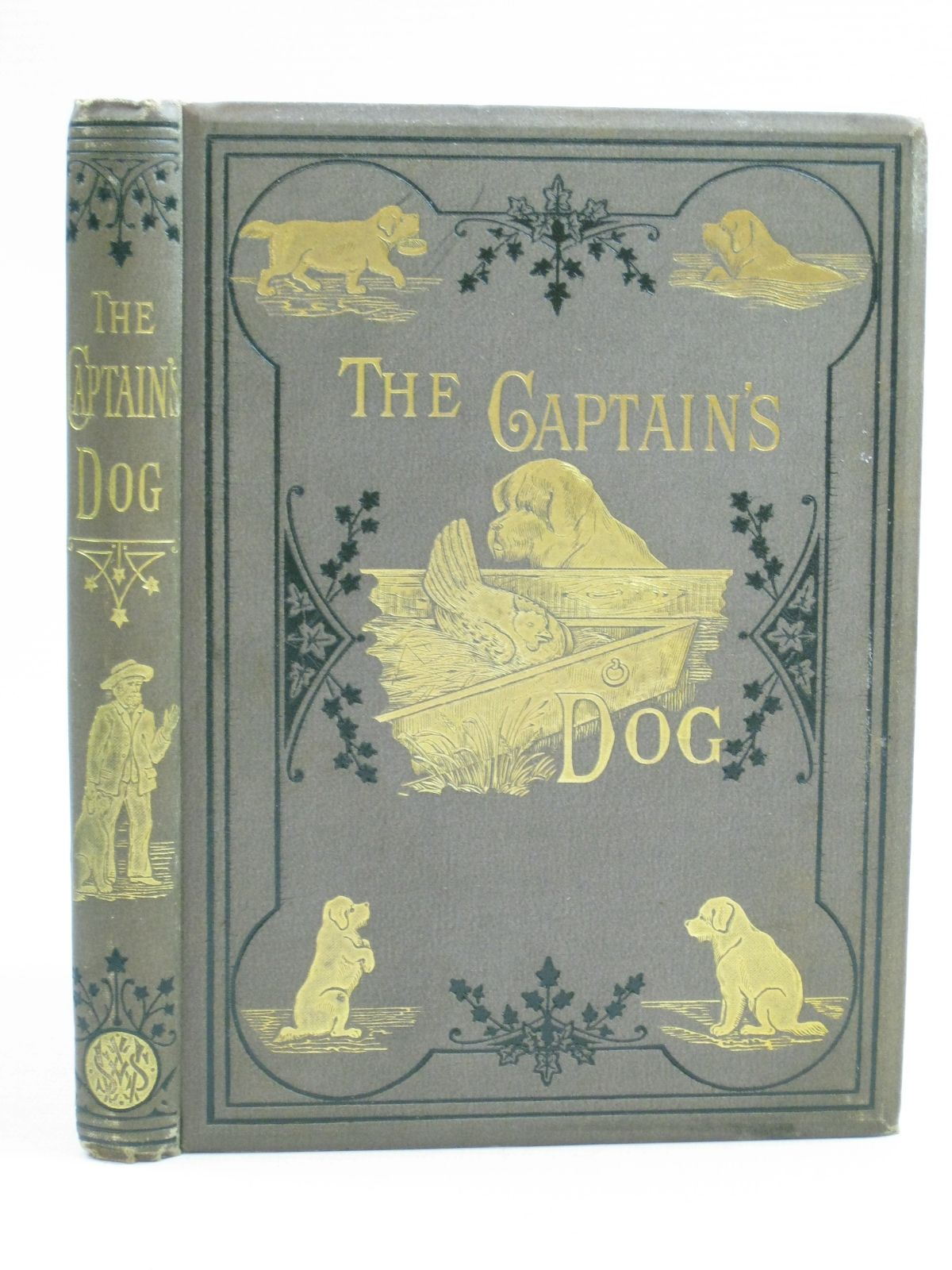 Photo of THE CAPTAIN'S DOG written by Enault, Louis illustrated by Riou, published by W. Swann Sonnenschein & Allen (STOCK CODE: 1315052)  for sale by Stella & Rose's Books