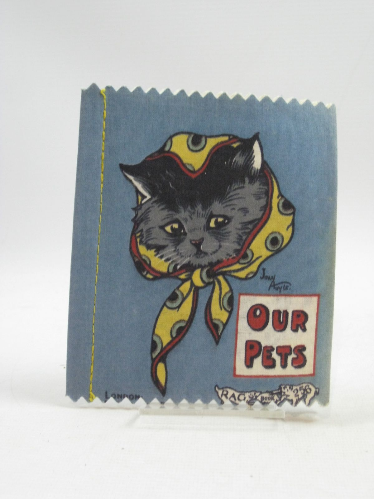 Photo of OUR PETS illustrated by Hoyle, Joan published by Dean's Rag Book Co. Ltd. (STOCK CODE: 1315061)  for sale by Stella & Rose's Books