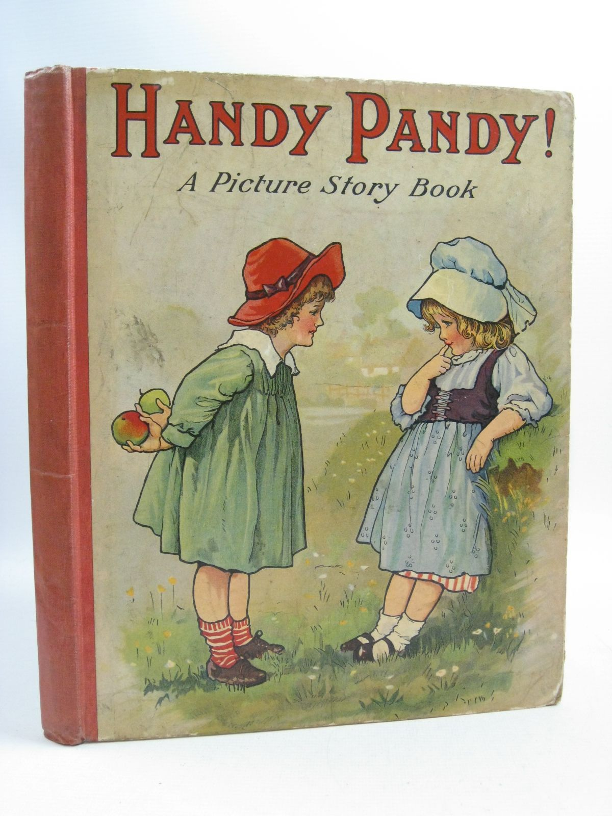 Photo of HANDY PANDY! A PICTURE STORY BOOK written by Pembury, A. Sew, Y.B. et al, illustrated by Aris, Ernest A. Lambert, H.G.C. Marsh Bowley, M. Wain, Louis et al., published by S.W. Partridge & Co. Ltd. (STOCK CODE: 1315070)  for sale by Stella & Rose's Books