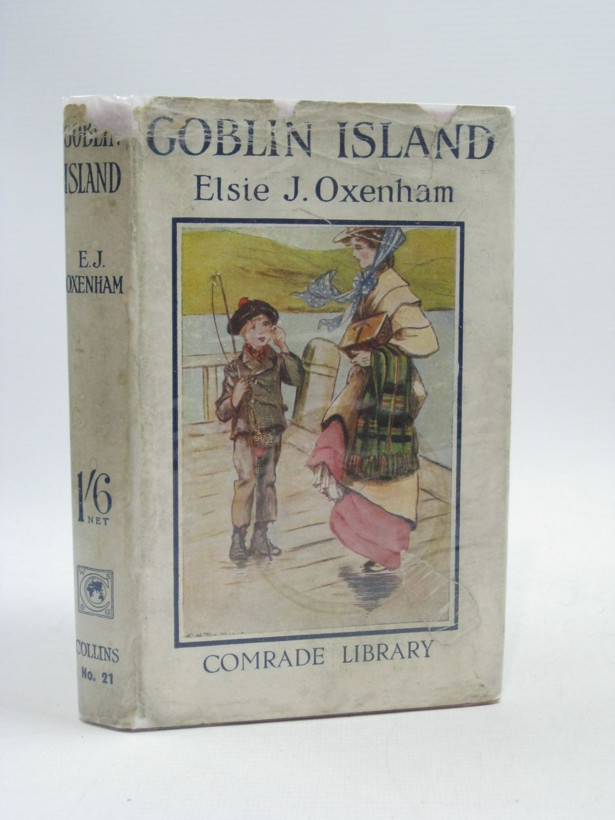 Photo of GOBLIN ISLAND- Stock Number: 1315127
