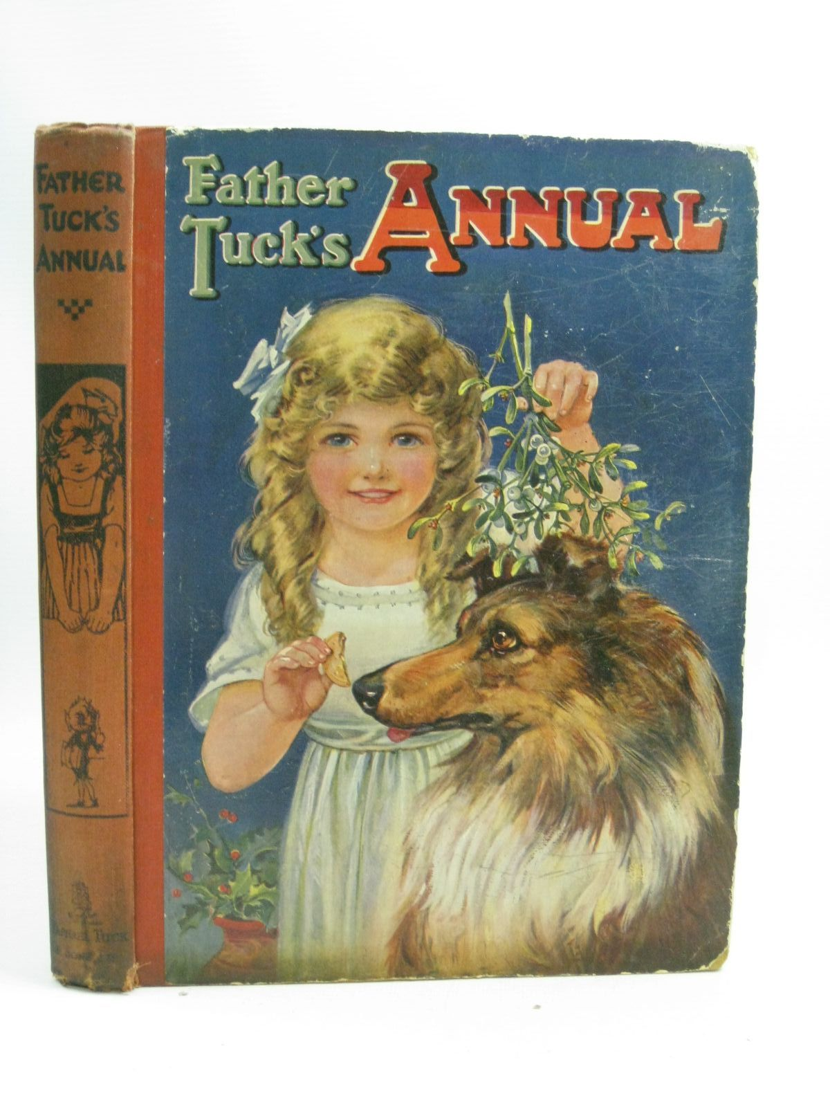 Photo of FATHER TUCK'S ANNUAL - 26TH YEAR written by Gale, Norman Attwell, Jessie et al,  illustrated by Wain, Louis Cowham, Hilda Dixon, Arthur A. et al.,  published by Raphael Tuck & Sons Ltd. (STOCK CODE: 1315209)  for sale by Stella & Rose's Books