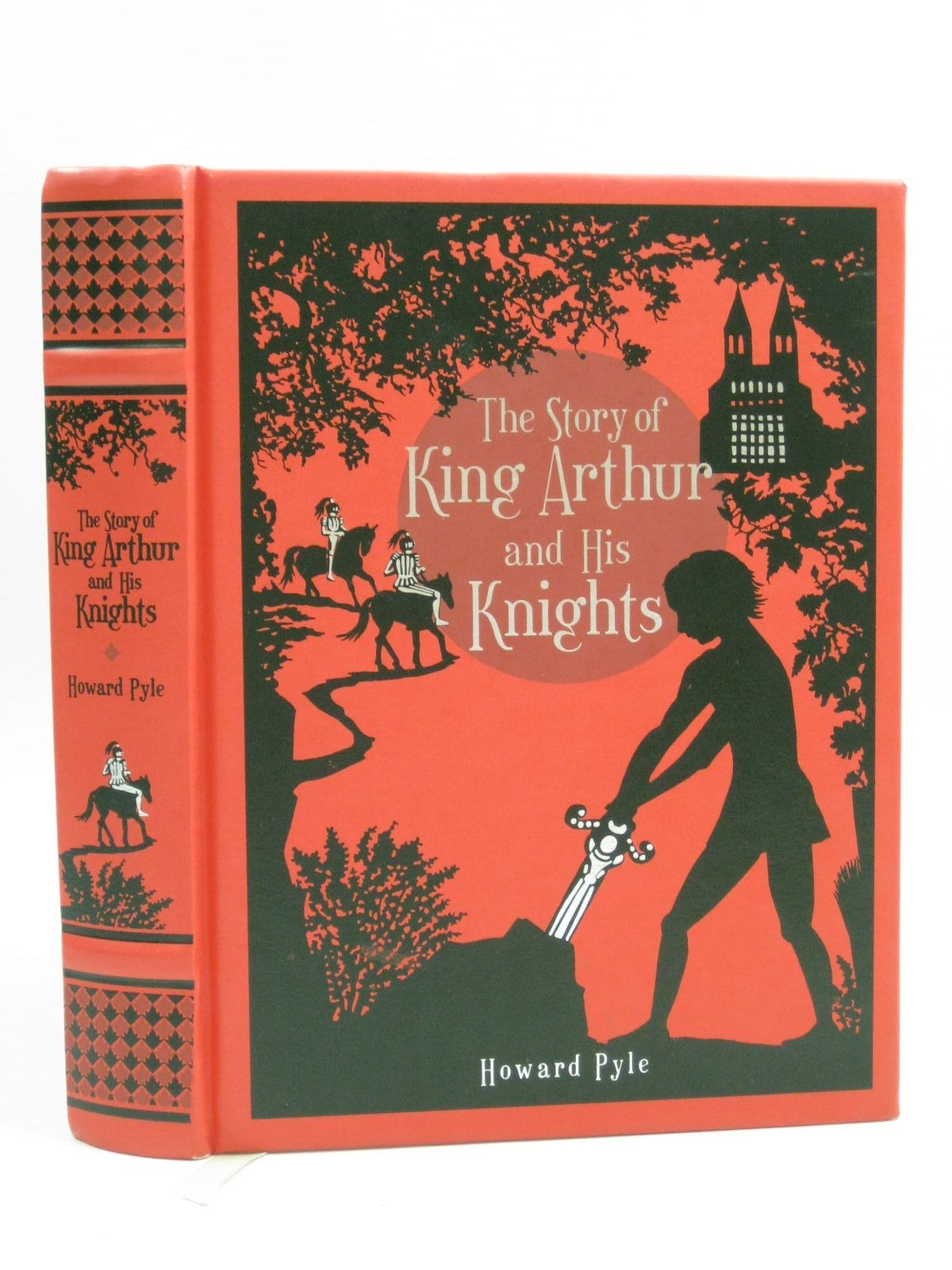 Photo of THE STORY OF KING ARTHUR AND HIS KNIGHTS written by Pyle, Howard illustrated by Pyle, Howard published by Barnes & Noble Inc. (STOCK CODE: 1315218)  for sale by Stella & Rose's Books