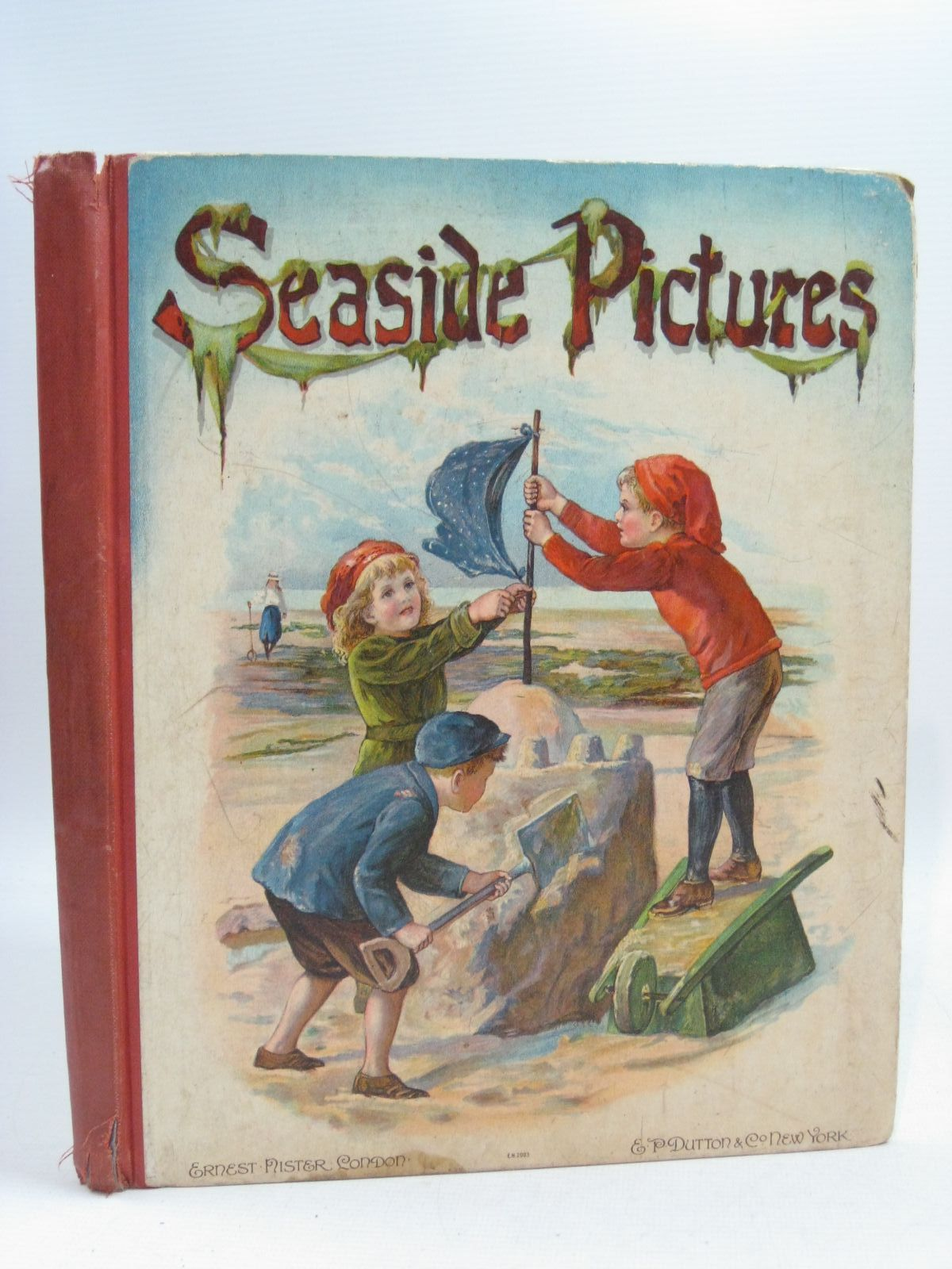 Photo of SEASIDE PICTURES published by Ernest Nister, E.P. Dutton & Co. (STOCK CODE: 1315268)  for sale by Stella & Rose's Books