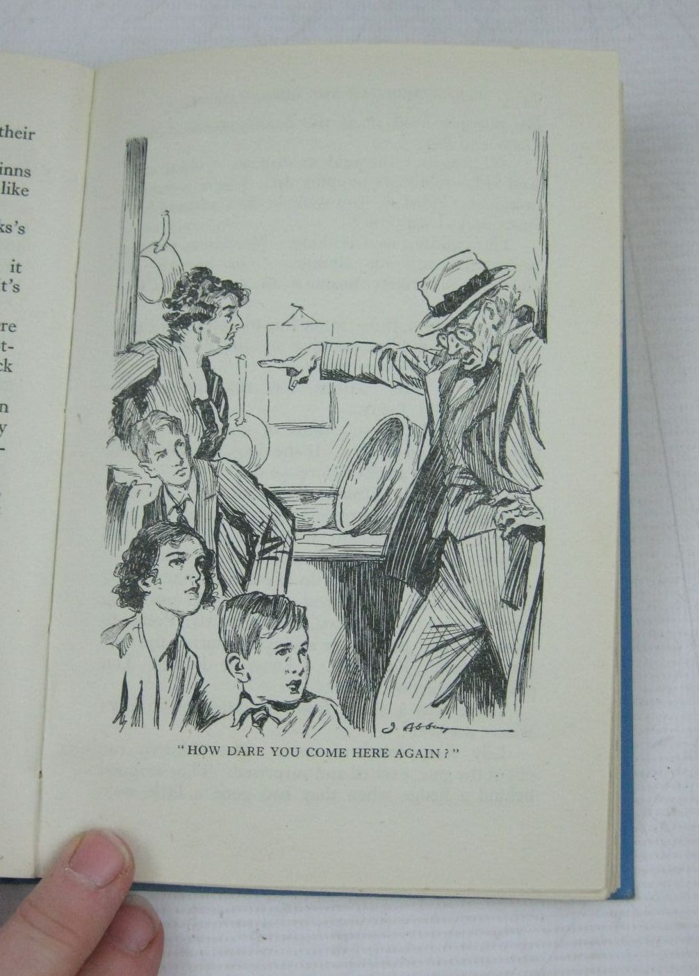 Photo of THE MYSTERY OF THE BURNT COTTAGE written by Blyton, Enid illustrated by Abbey, J. published by Methuen & Co. Ltd. (STOCK CODE: 1315317)  for sale by Stella & Rose's Books