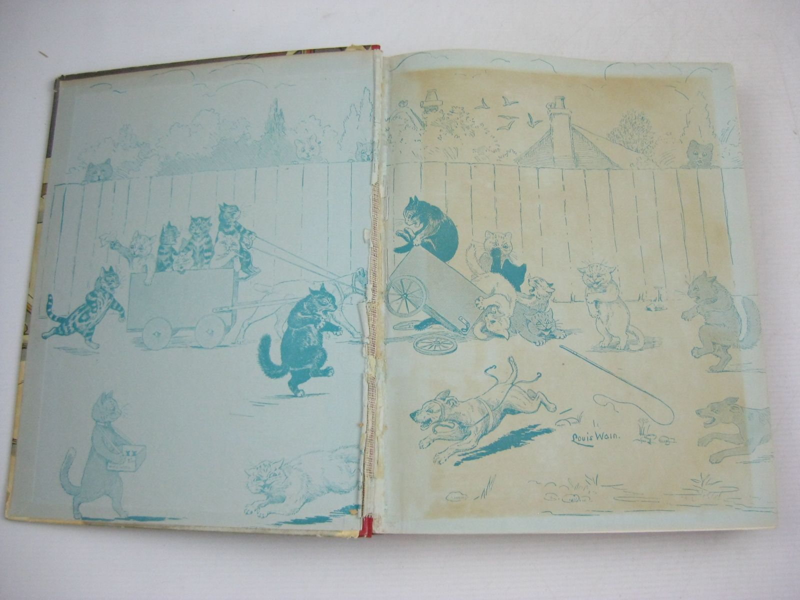 Photo of PARTRIDGE'S CHILDREN'S ANNUAL - 2ND YEAR written by Moore, Dorothea