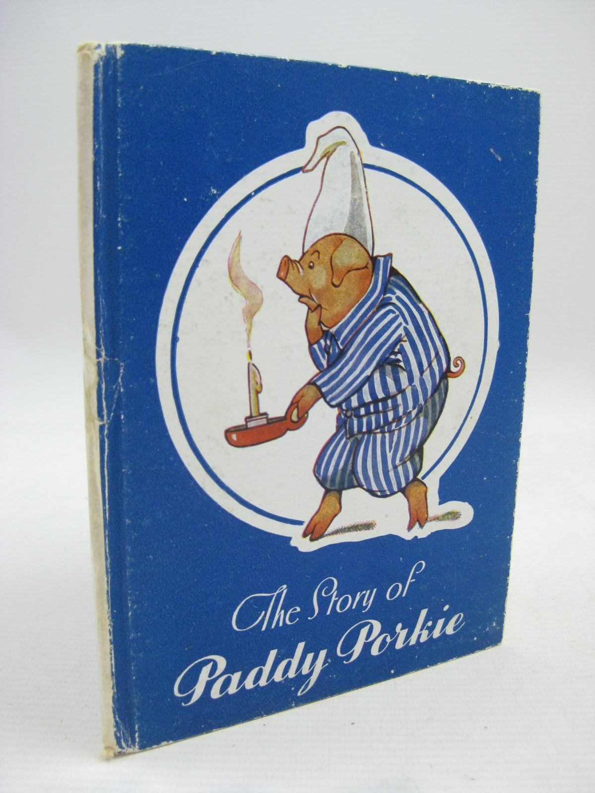 Photo of THE STORY OF PADDY PORKIE written by Lambert, H.G.C. Marsh illustrated by Lambert, H.G.C. Marsh published by W. & R. Chambers Limited (STOCK CODE: 1315468)  for sale by Stella & Rose's Books