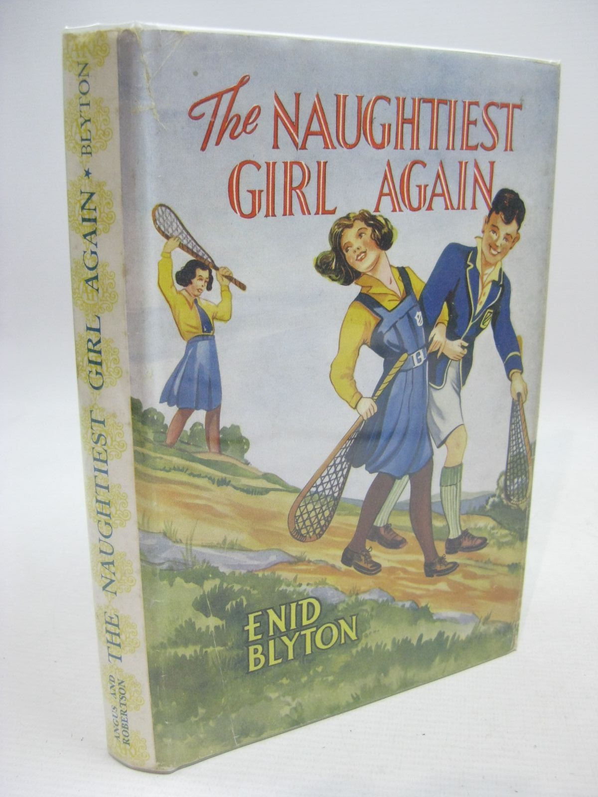 Photo of THE NAUGHTIEST GIRL AGAIN- Stock Number: 1315509