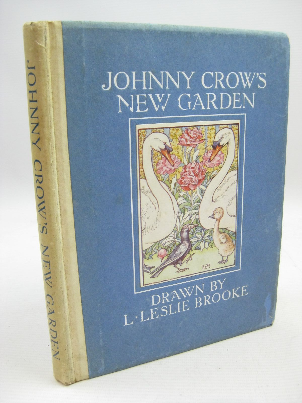 Photo of JOHNNY CROWS NEW GARDEN written by Brooke, L. Leslie illustrated by Brooke, L. Leslie published by Frederick Warne & Co Ltd. (STOCK CODE: 1315517)  for sale by Stella & Rose's Books