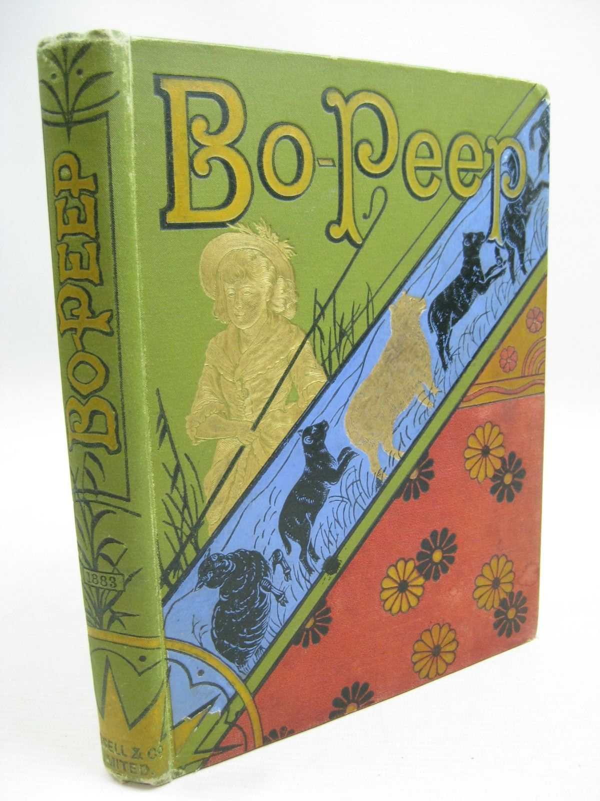 Photo of BO-PEEP published by Cassell, Petter, Galpin & Co. (STOCK CODE: 1315530)  for sale by Stella & Rose's Books