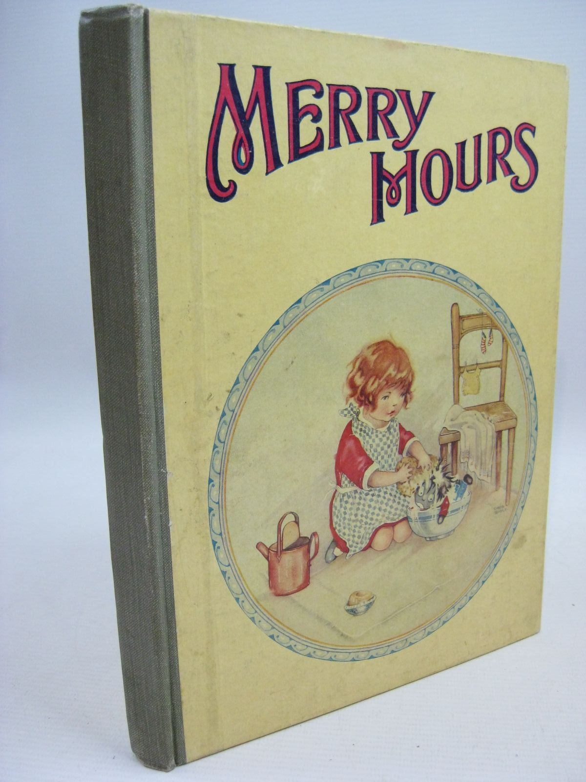 Photo of MERRY HOURS written by Mackintosh, Mabel illustrated by Temple, Chris<br />Neilson, Harry B.<br />Slade, Marjorie<br />et al., published by John F. Shaw &amp; Co Ltd. (STOCK CODE: 1315531)  for sale by Stella & Rose's Books