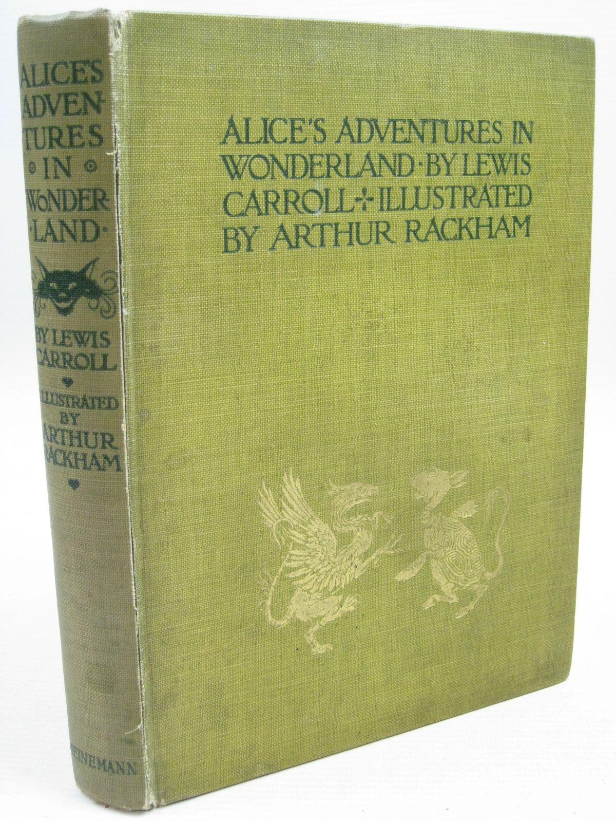 Photo of ALICE'S ADVENTURES IN WONDERLAND- Stock Number: 1315544
