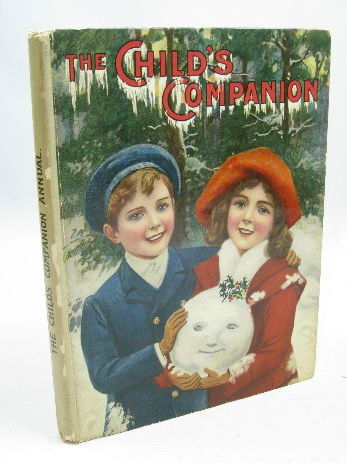 Photo of THE CHILD'S COMPANION NINETIETH ANNUAL VOLUME (STOCK CODE: 1315547)  for sale by Stella & Rose's Books