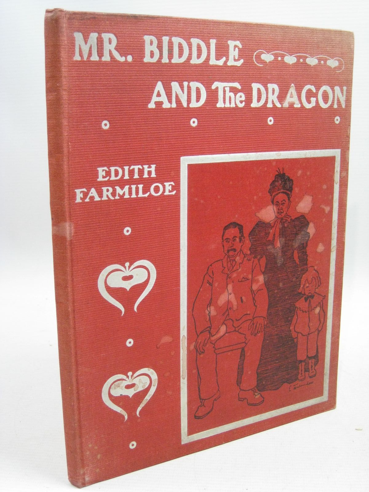 Photo of MR BIDDLE AND THE DRAGON written by Farmiloe, Edith illustrated by Farmiloe, Edith published by Skeffington & Son (STOCK CODE: 1315550)  for sale by Stella & Rose's Books