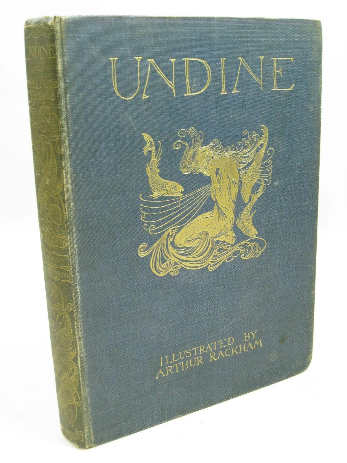 Photo of UNDINE- Stock Number: 1315551
