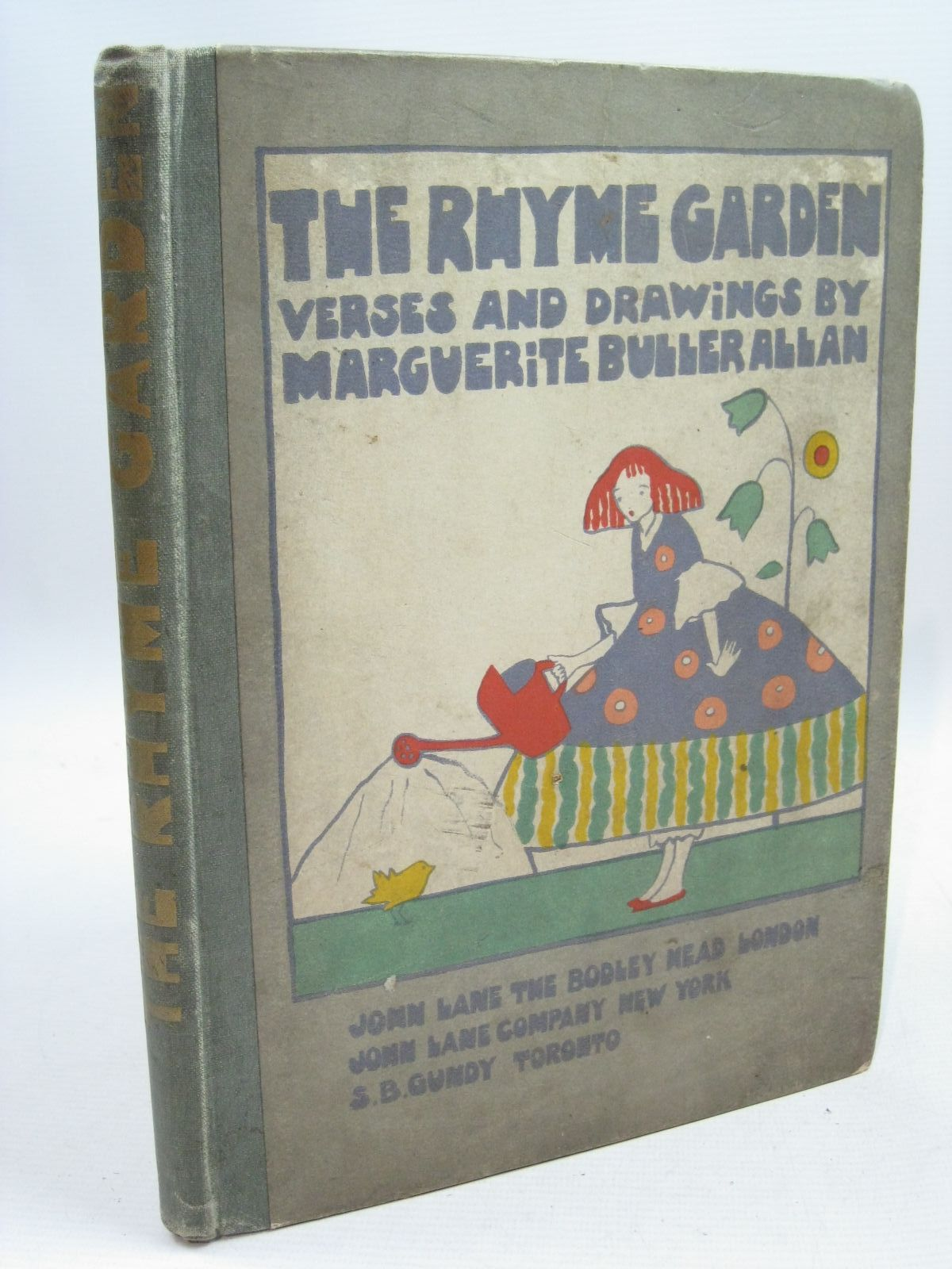 Photo of THE RHYME GARDEN- Stock Number: 1315566