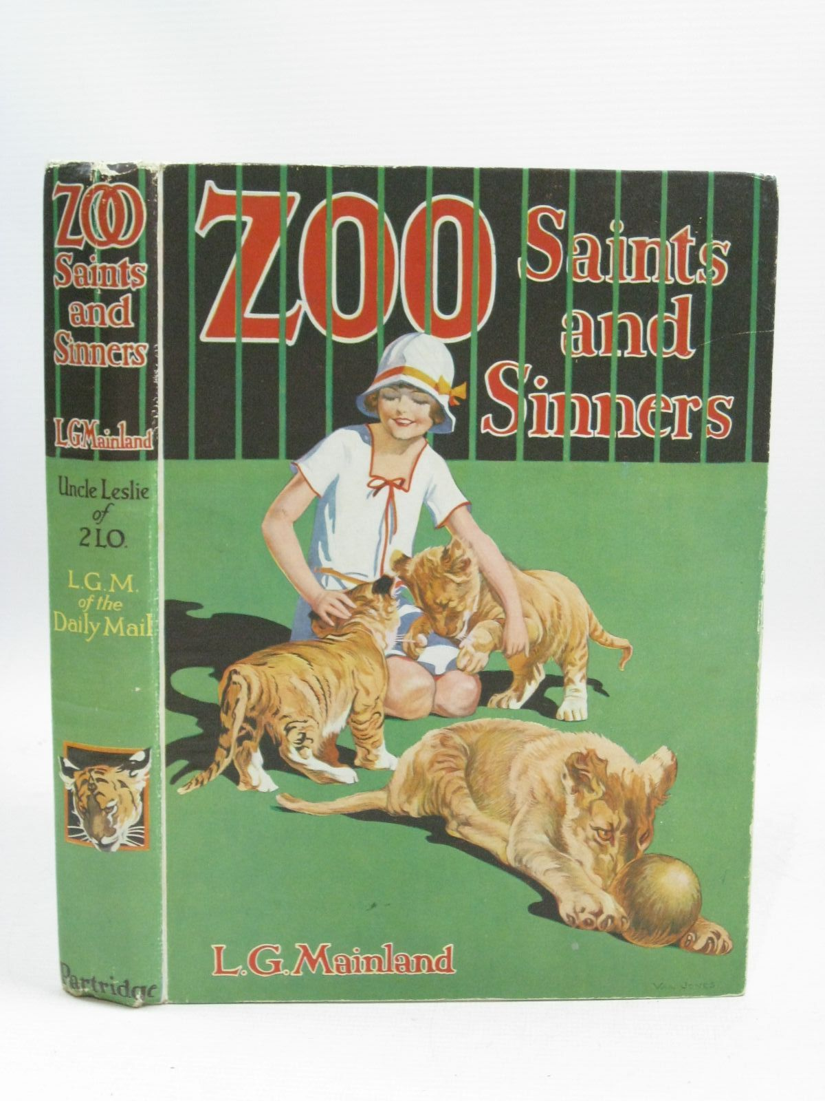 Photo of ZOO SAINTS AND SINNERS- Stock Number: 1315575