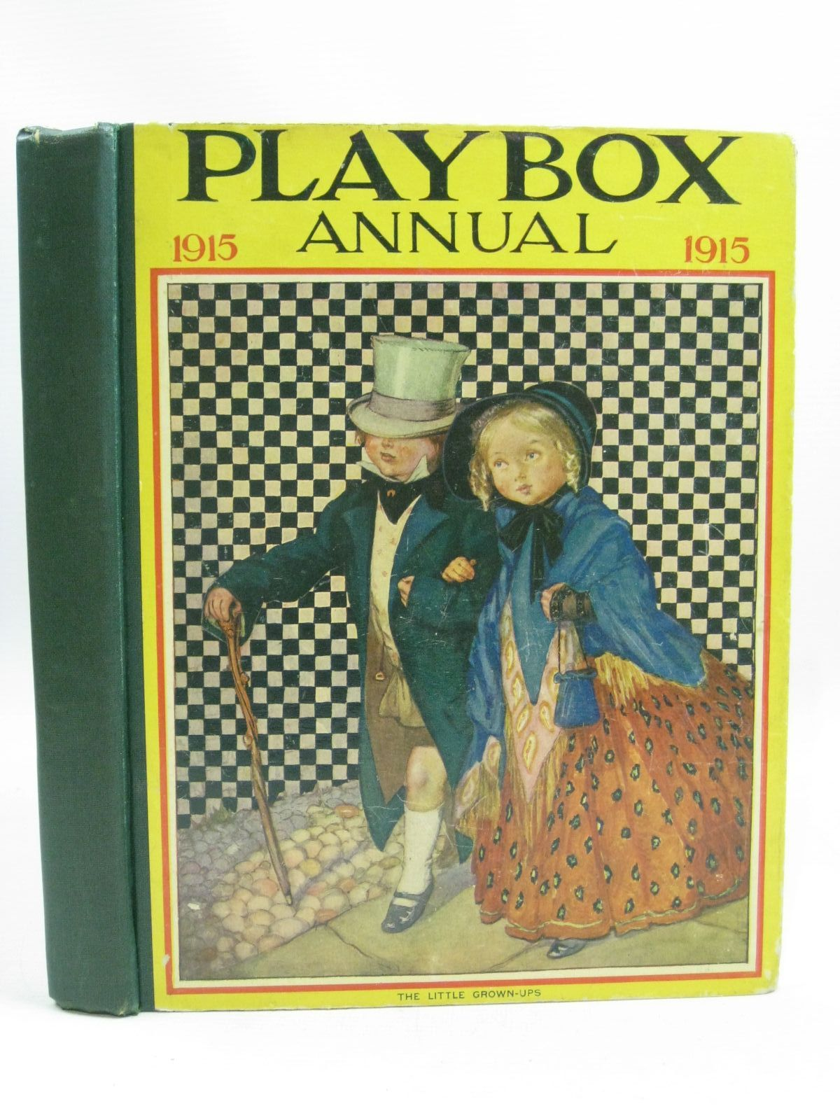 Photo of PLAYBOX ANNUAL 1915 illustrated by Wain, Louis Cowham, Hilda et al., published by The Fleetway House (STOCK CODE: 1315648)  for sale by Stella & Rose's Books