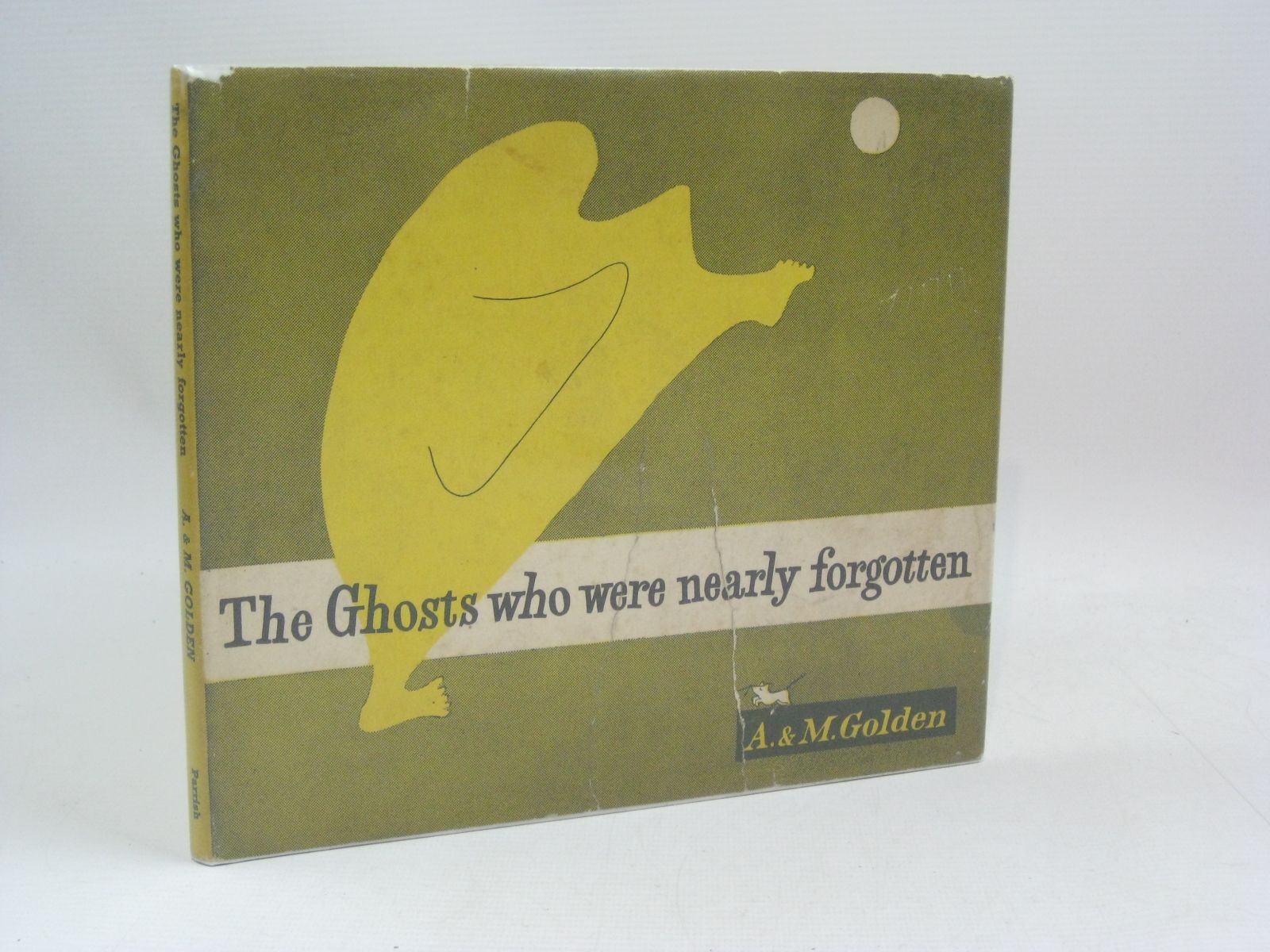 Photo of THE GHOSTS WHO WERE NEARLY FORGOTTEN- Stock Number: 1315686