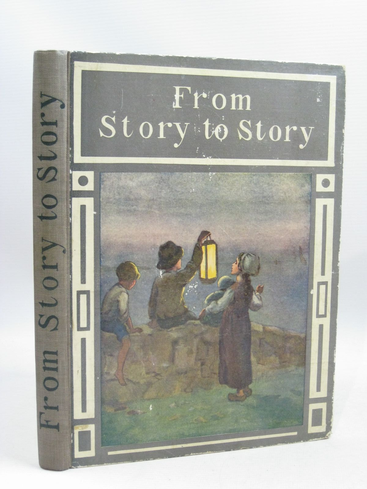 Photo of FROM STORY TO STORY published by Wells Gardner, Darton & Co. Ltd. (STOCK CODE: 1315689)  for sale by Stella & Rose's Books