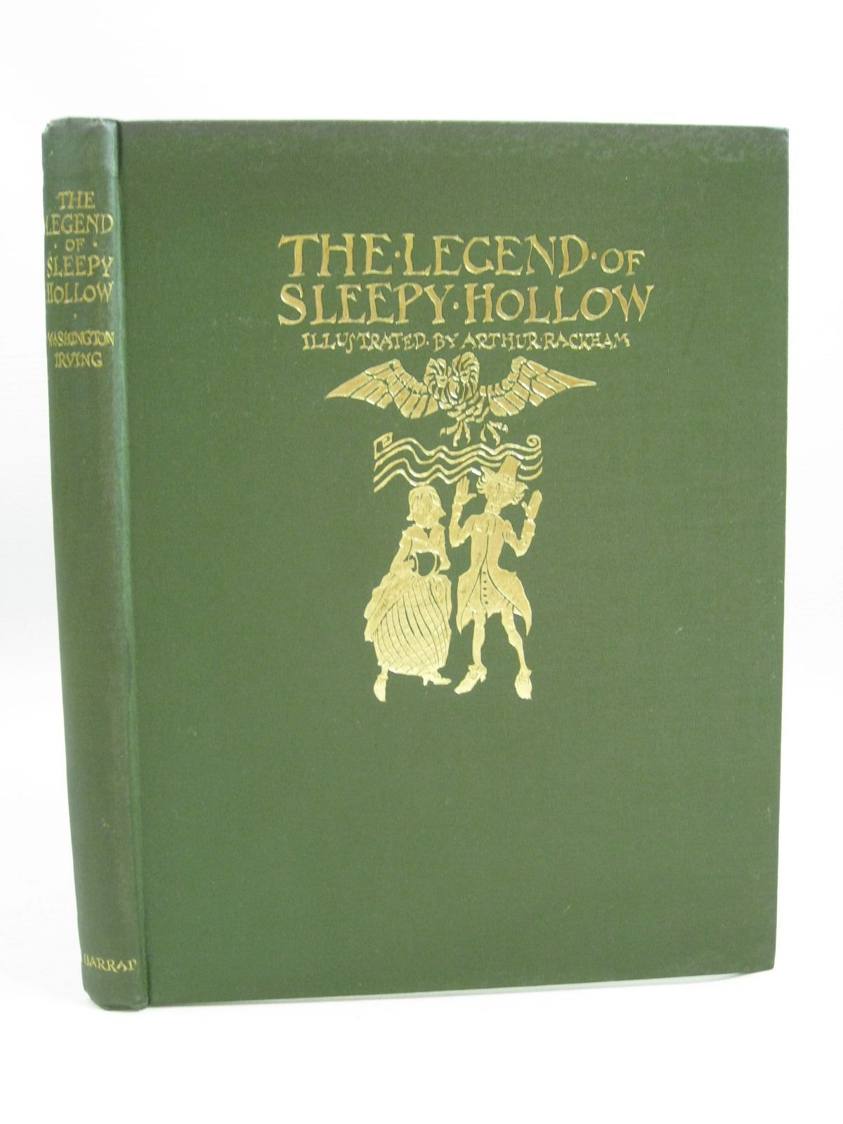 Photo of THE LEGEND OF SLEEPY HOLLOW- Stock Number: 1315699