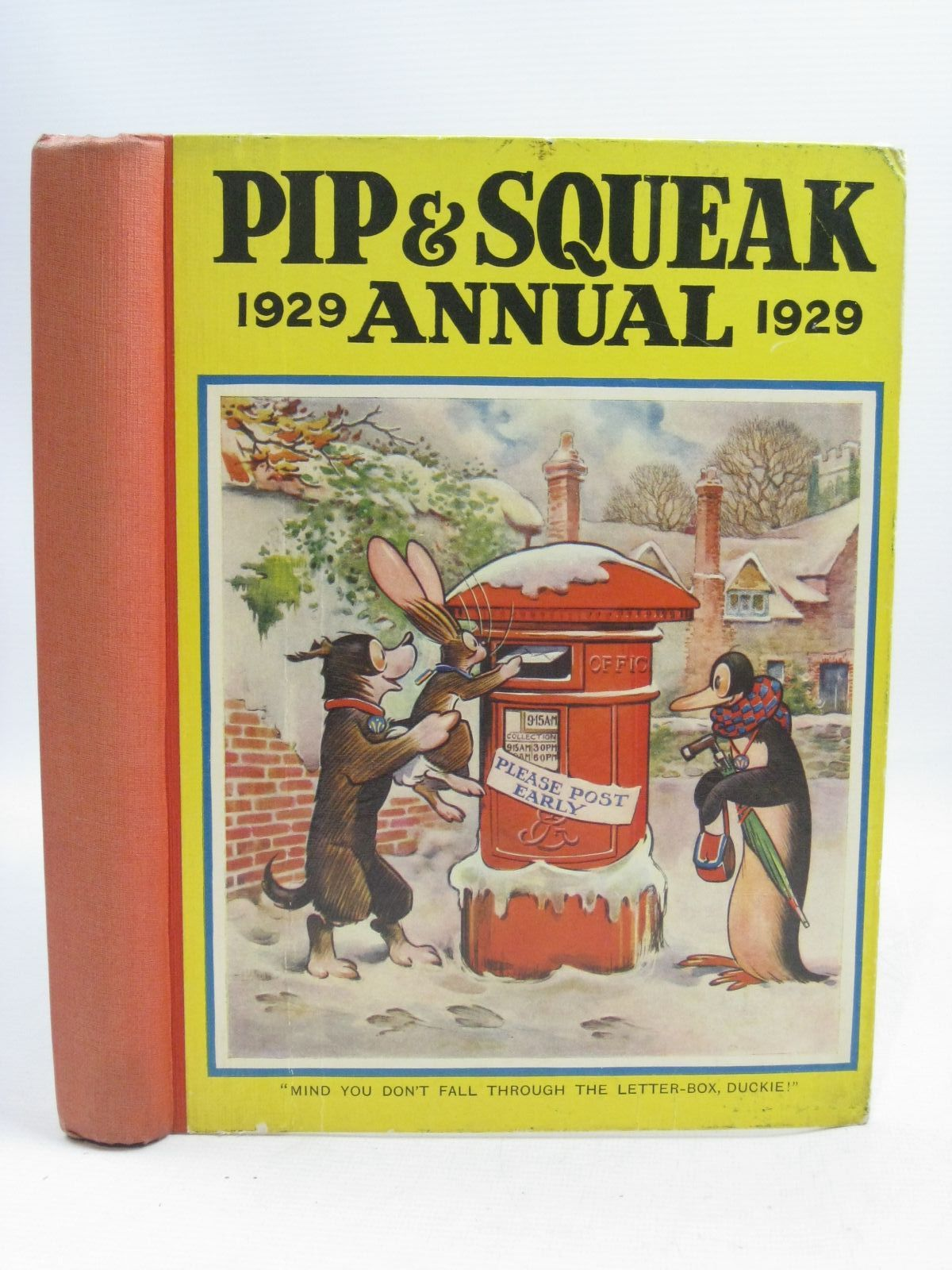 Photo of PIP & SQUEAK ANNUAL 1929- Stock Number: 1315728
