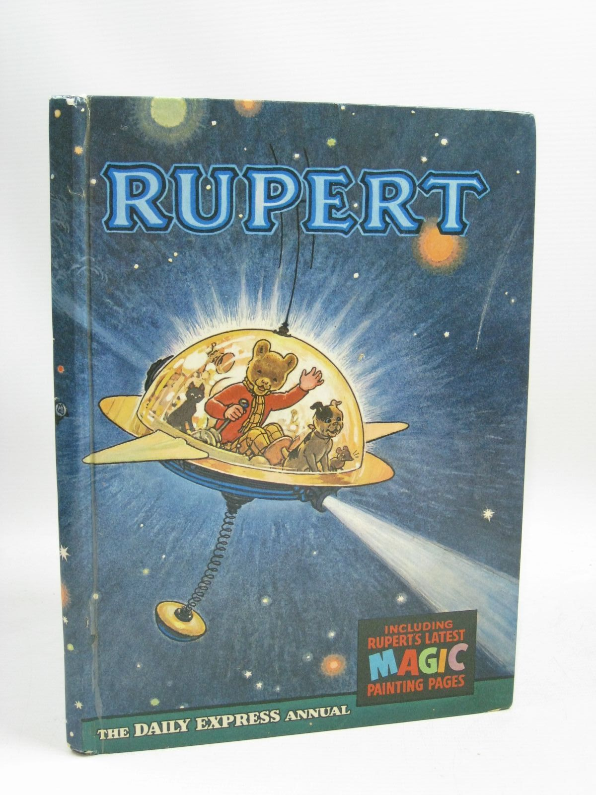 Photo of RUPERT ANNUAL 1966 written by Bestall, Alfred illustrated by Bestall, Alfred published by Daily Express (STOCK CODE: 1315775)  for sale by Stella & Rose's Books