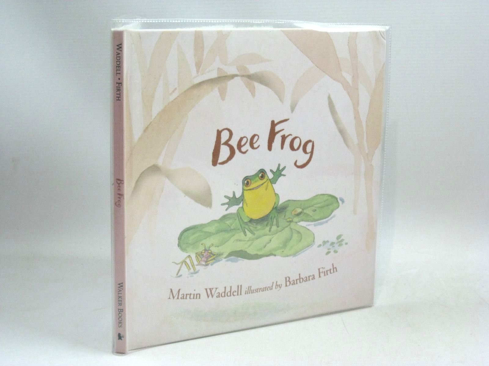 Photo of BEE FROG written by Waddell, Martin illustrated by Firth, Barbara published by Walker Books Ltd (STOCK CODE: 1315856)  for sale by Stella & Rose's Books