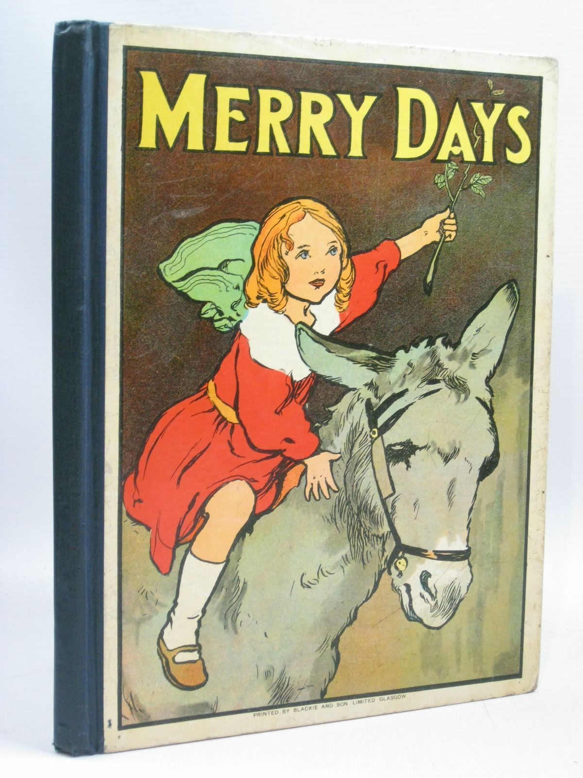 Photo of MERRY DAYS written by Marston, Ann Herbertson, Agnes Grozier et al, illustrated by Neilson, Harry Aldin, Cecil Wain, Louis et al., published by Blackie & Son Ltd. (STOCK CODE: 1315866)  for sale by Stella & Rose's Books